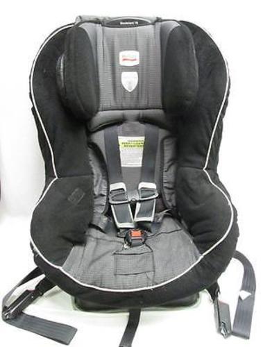 Britax Boulevard 70 Convertible Car Seat 5 40lbs Rear Facing Up To 70lbs USED
