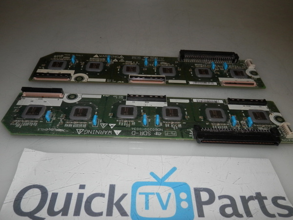 Original Hitachi 55PD8900TC buffer board ND60200-0034