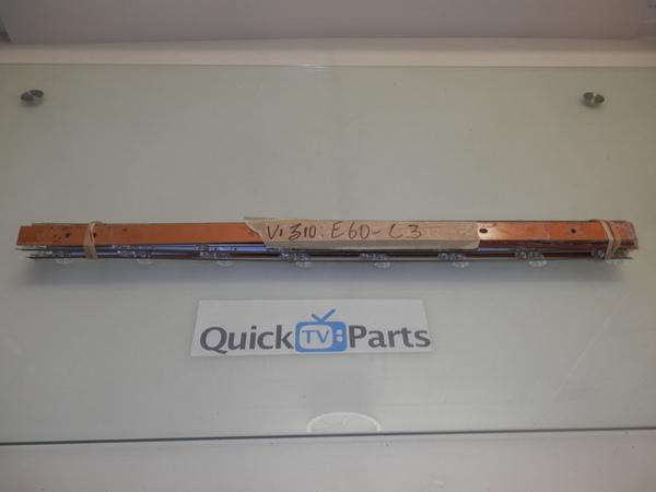 Replacement Backlight LED Strips Full Set for Vizio E60-C3 E600DLB030-007 12