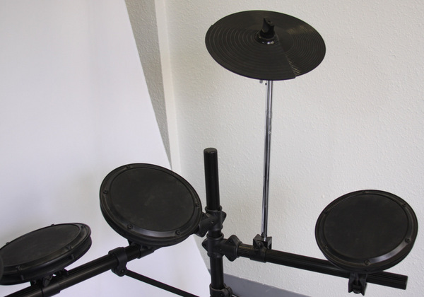 simmons sd5k electronic drum set pearl kick pedal pdp stool throne instrument ebay. Black Bedroom Furniture Sets. Home Design Ideas