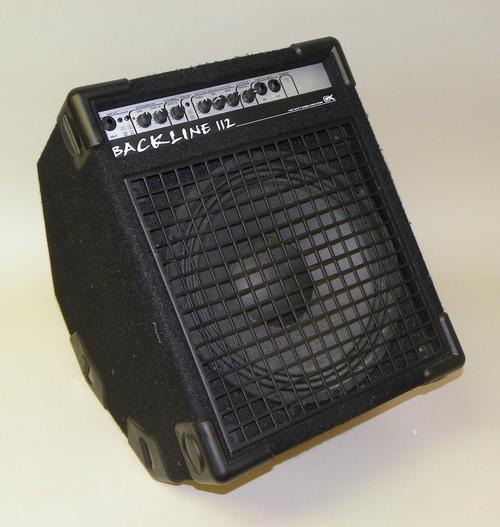 gallien krueger backline 112 bass guitar amplifier gk 12 100 watt amp ebay. Black Bedroom Furniture Sets. Home Design Ideas