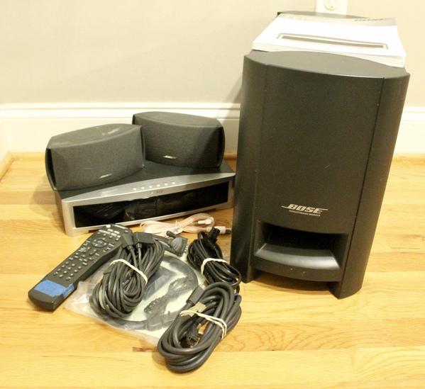 Miirbe  Bose Ps 321 Ii Powered Speaker System
