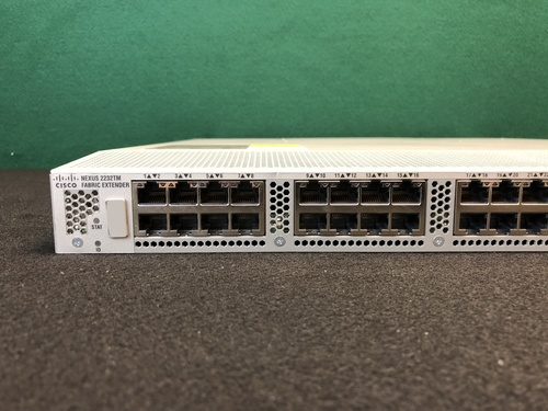 Cisco Nexus 2000 N2K-C2232TM-10GE 32 Port Ethernet Fabric Extender Switch
