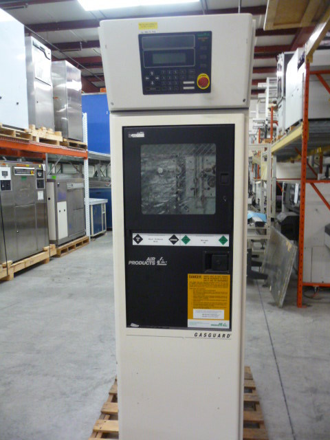 Exceptionnel Air Products GasGuard 250 Two Bottle Gas Cabinet 801 4704696 801   4704696