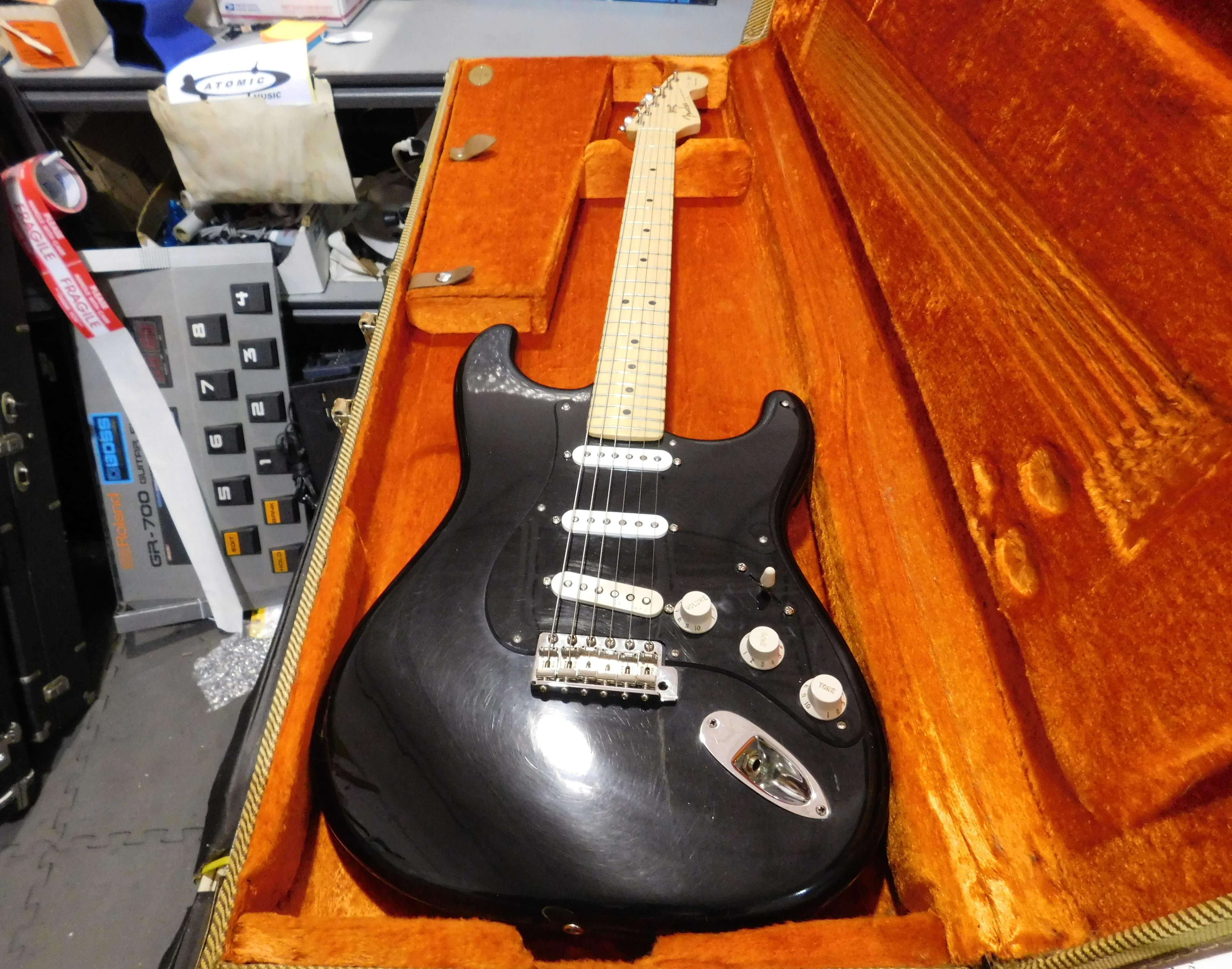 2003 FENDER Eric Clapton Signature Stratocaster
