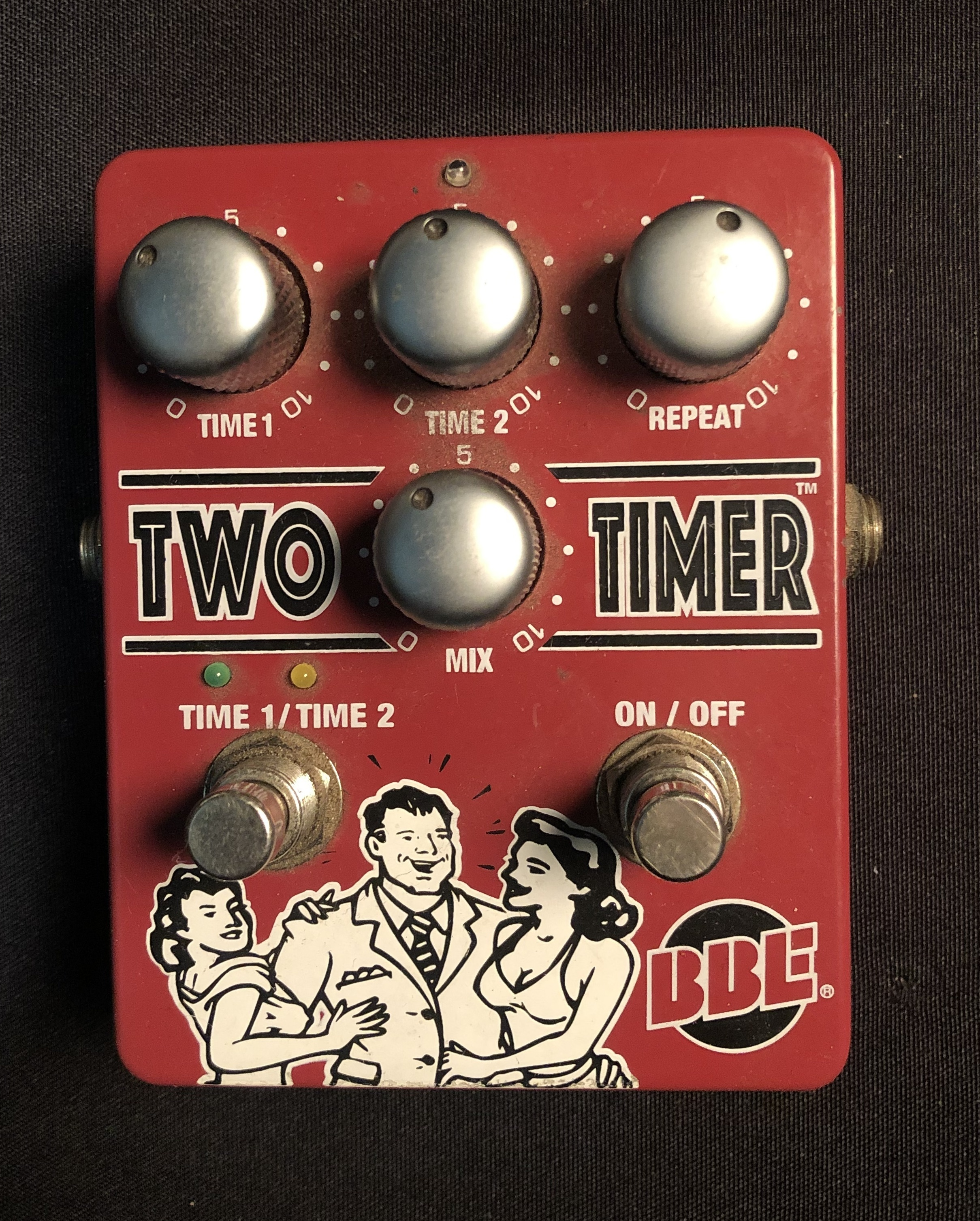 BARBER - LTD Two Timer Delay Pedal