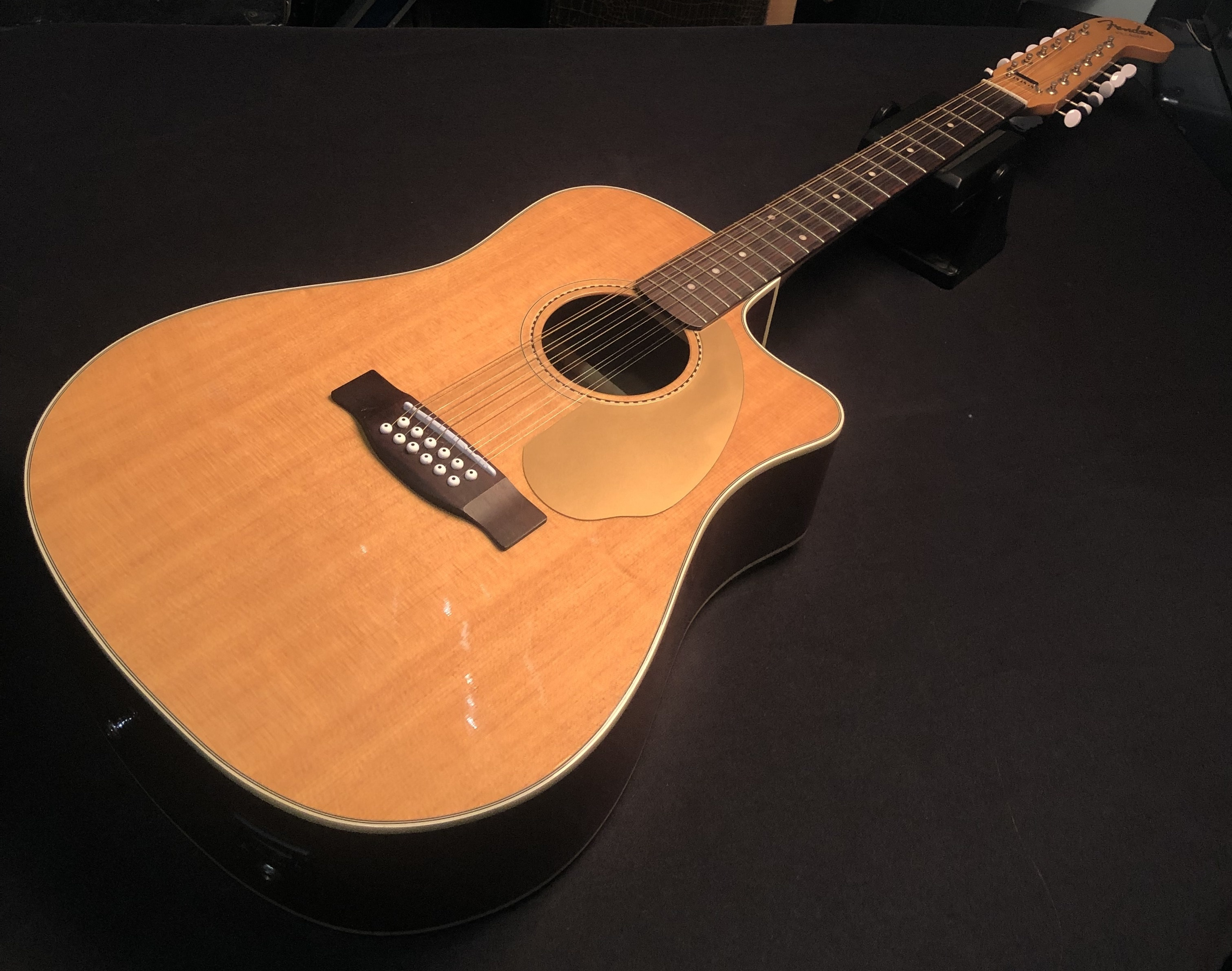FENDER - Late 1960s Villager 12-String Electric Acoustic Guitar