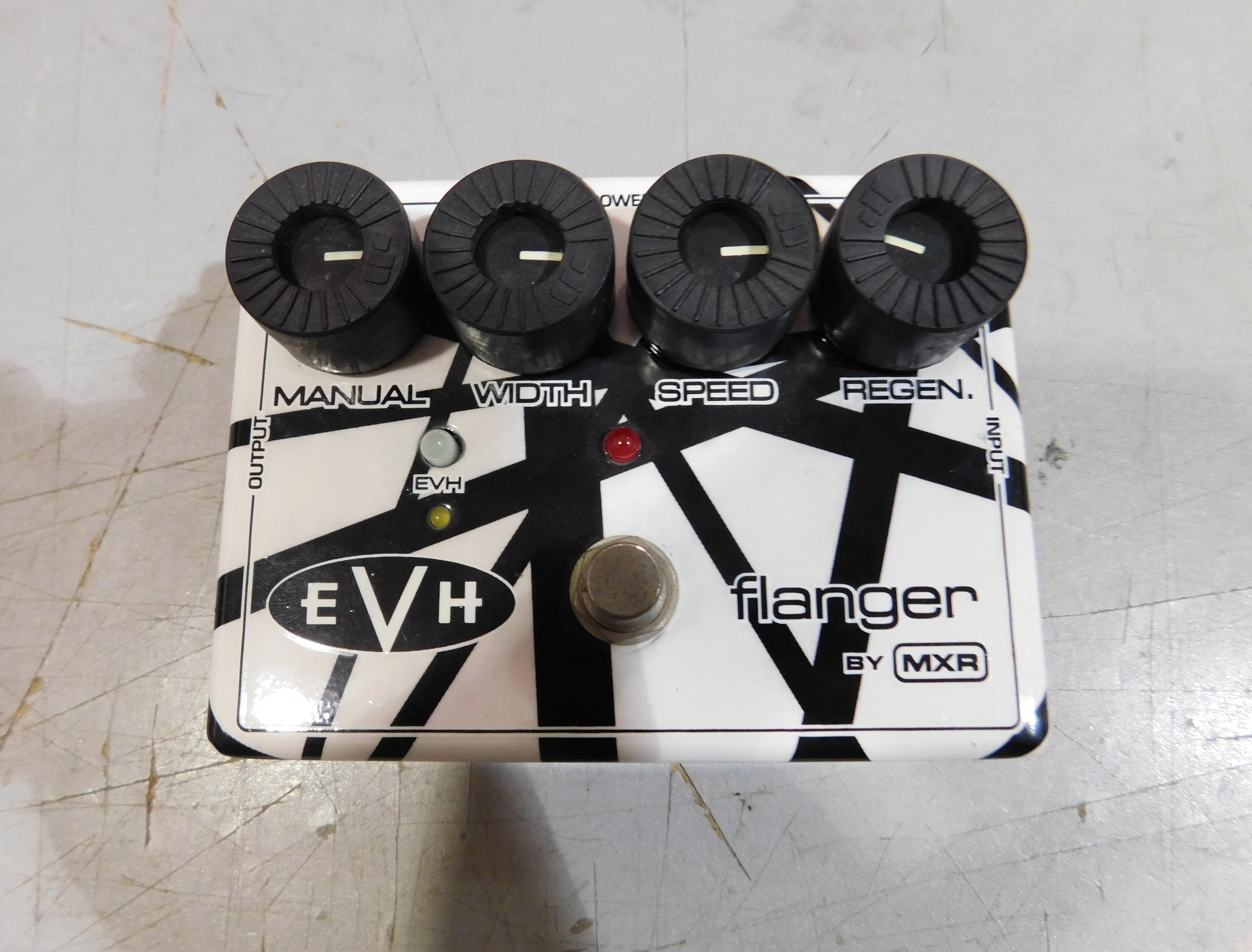 MXR EVH Flanger EVH117 Eddie Van Halen Flanger Effect Pedal