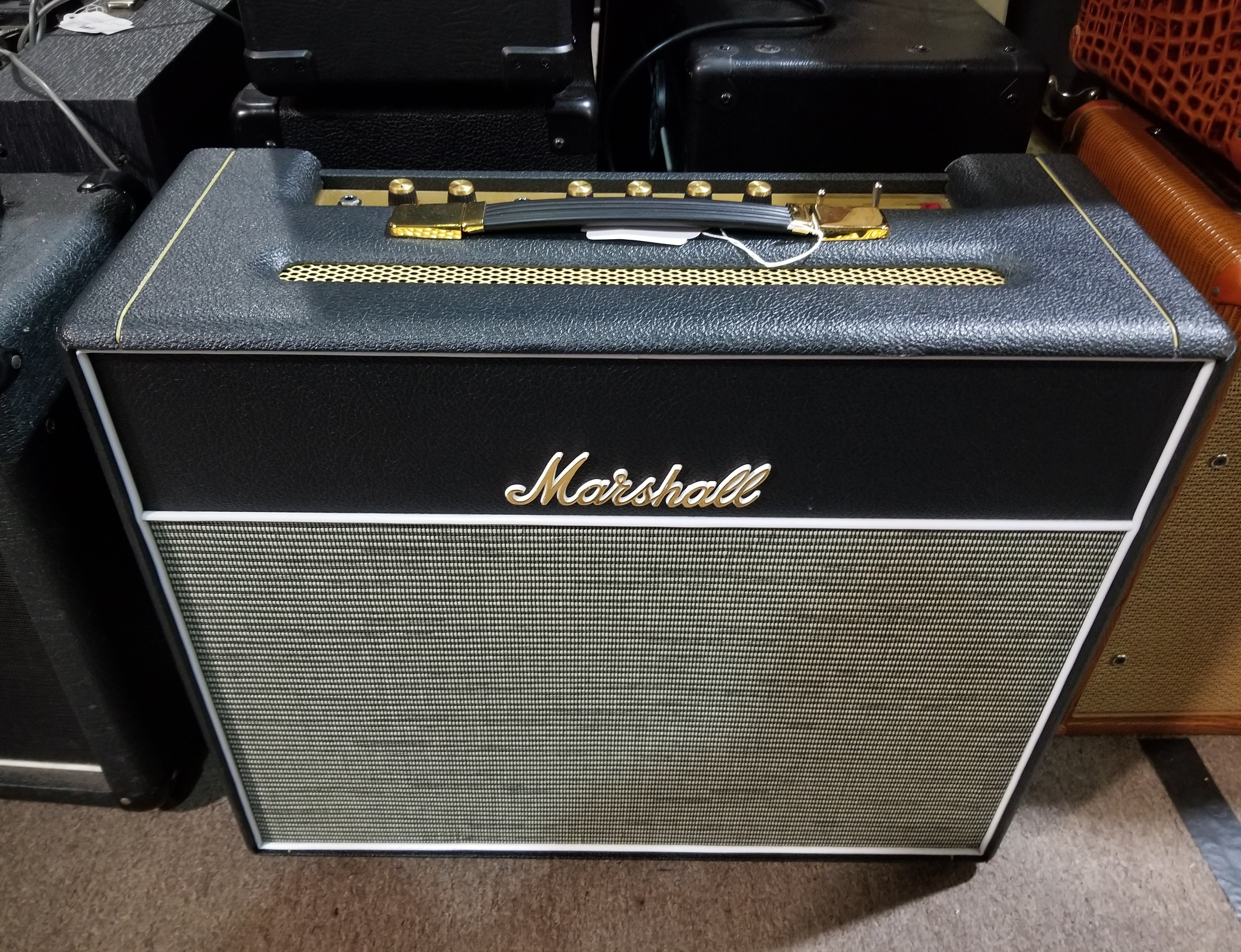 MARSHALL 1974X 1x12 18-Watt Tube Guitar Combo Amp - Local Pickup Only!