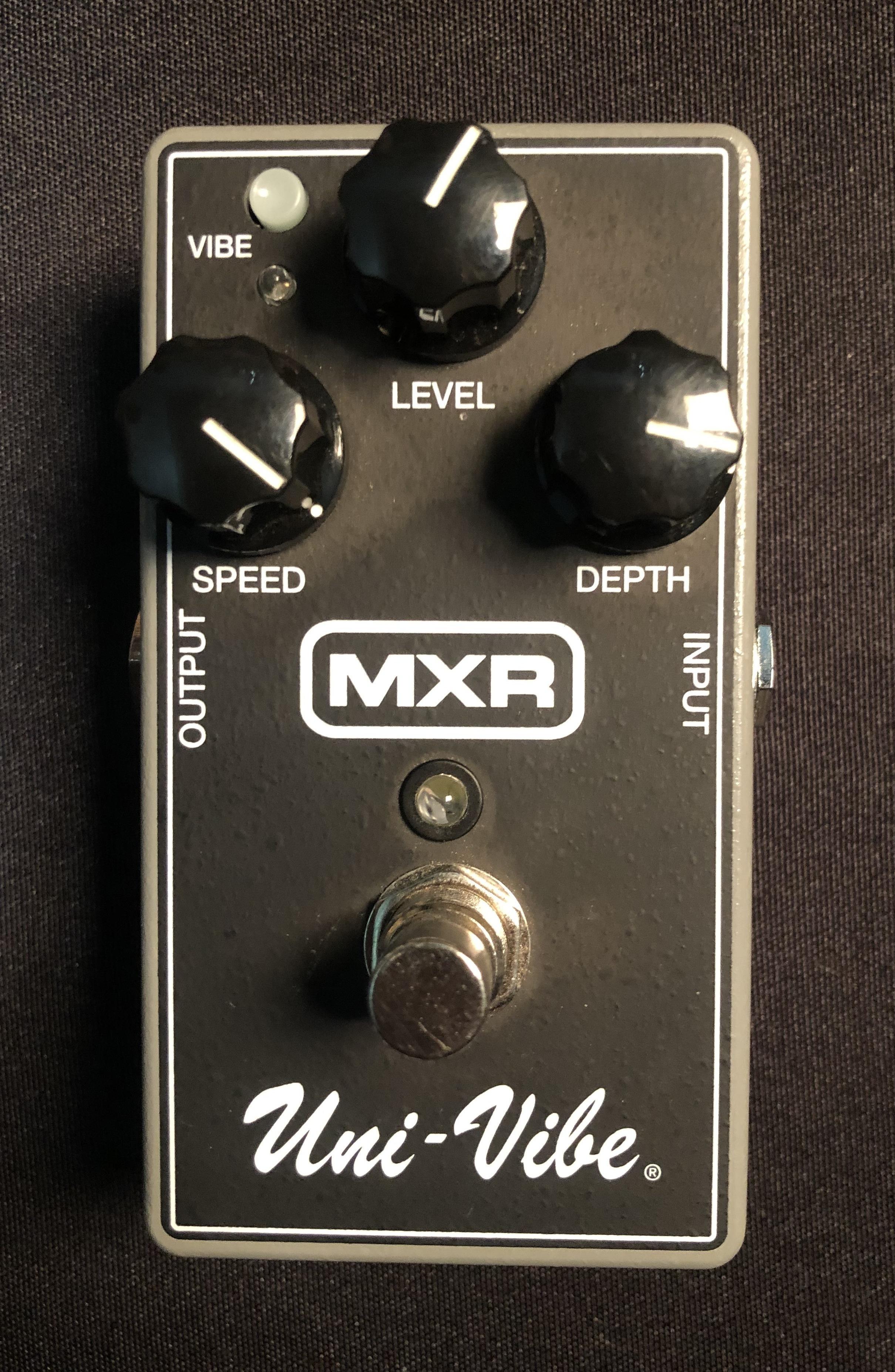 MXR - Uni-Vibe Chorus/Vibrato Pedal
