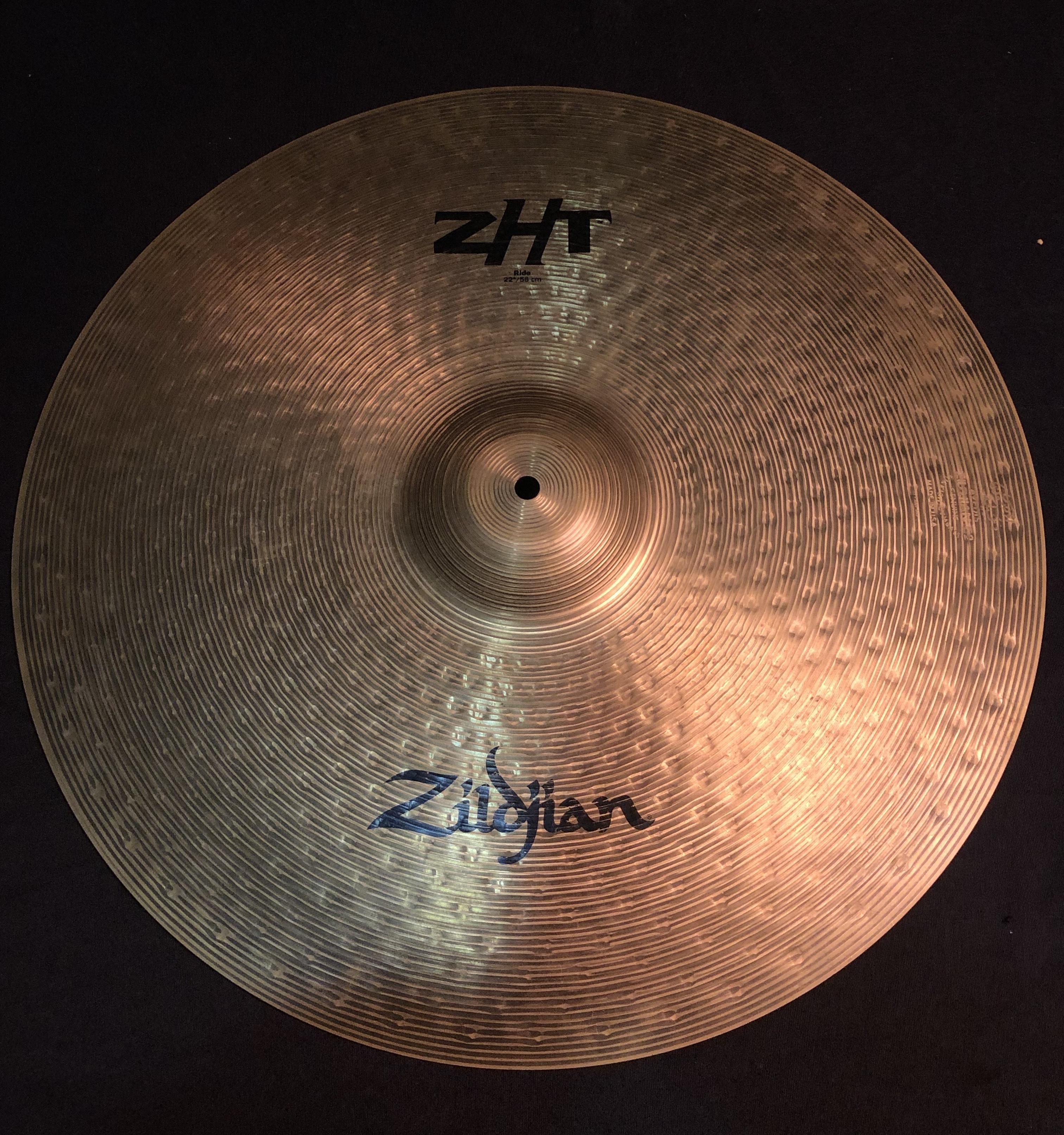 ZILDJIAN - ZHT Ride Cymbal 22