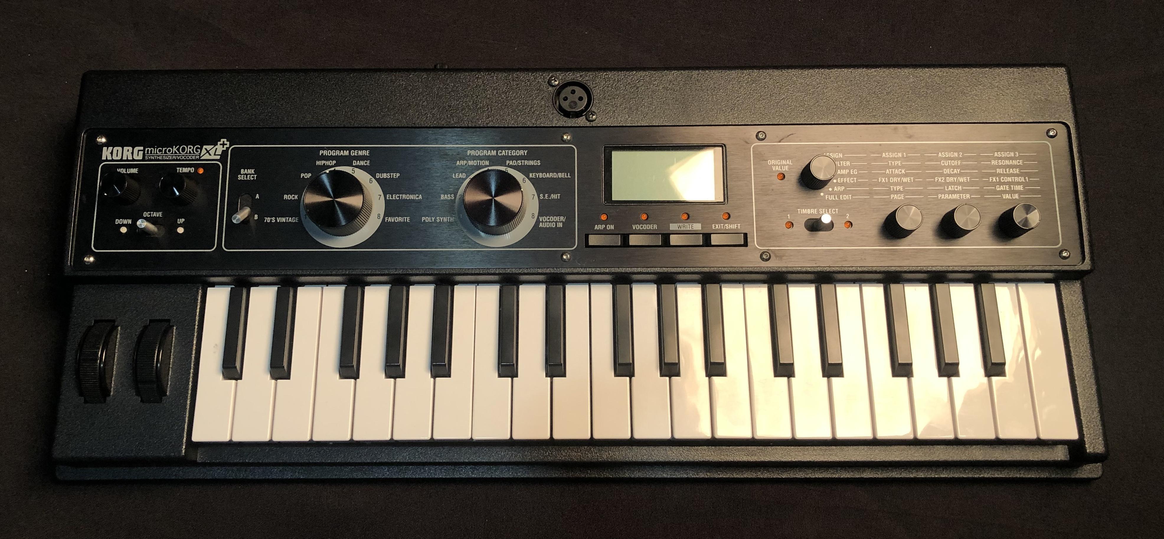 KORG - Microkorg XL Synthesizer/Vocoder
