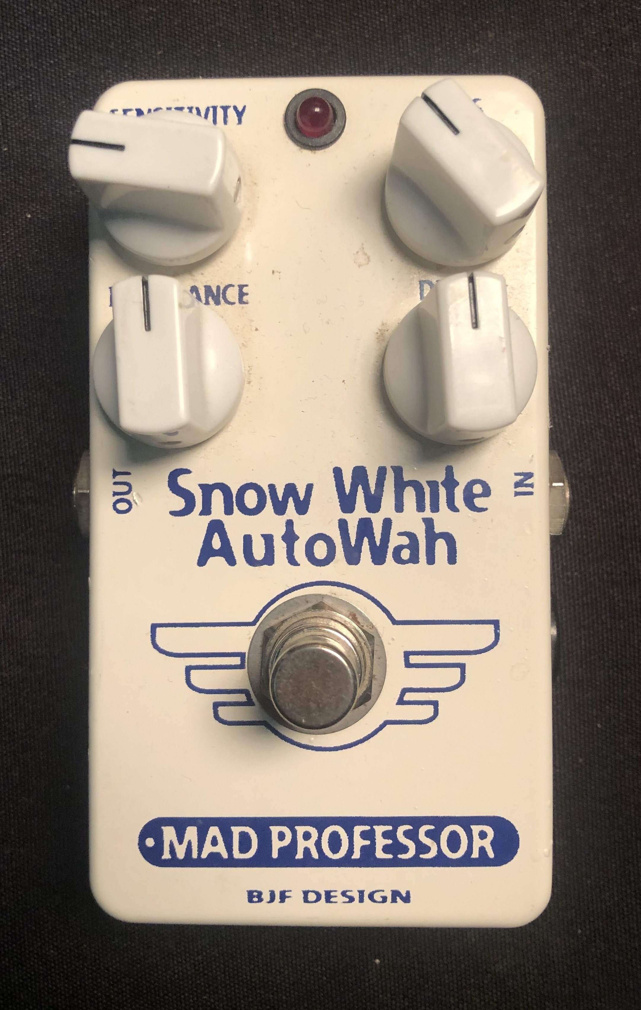 MAD PROFESSOR - Snow White Auto Wah Pedal