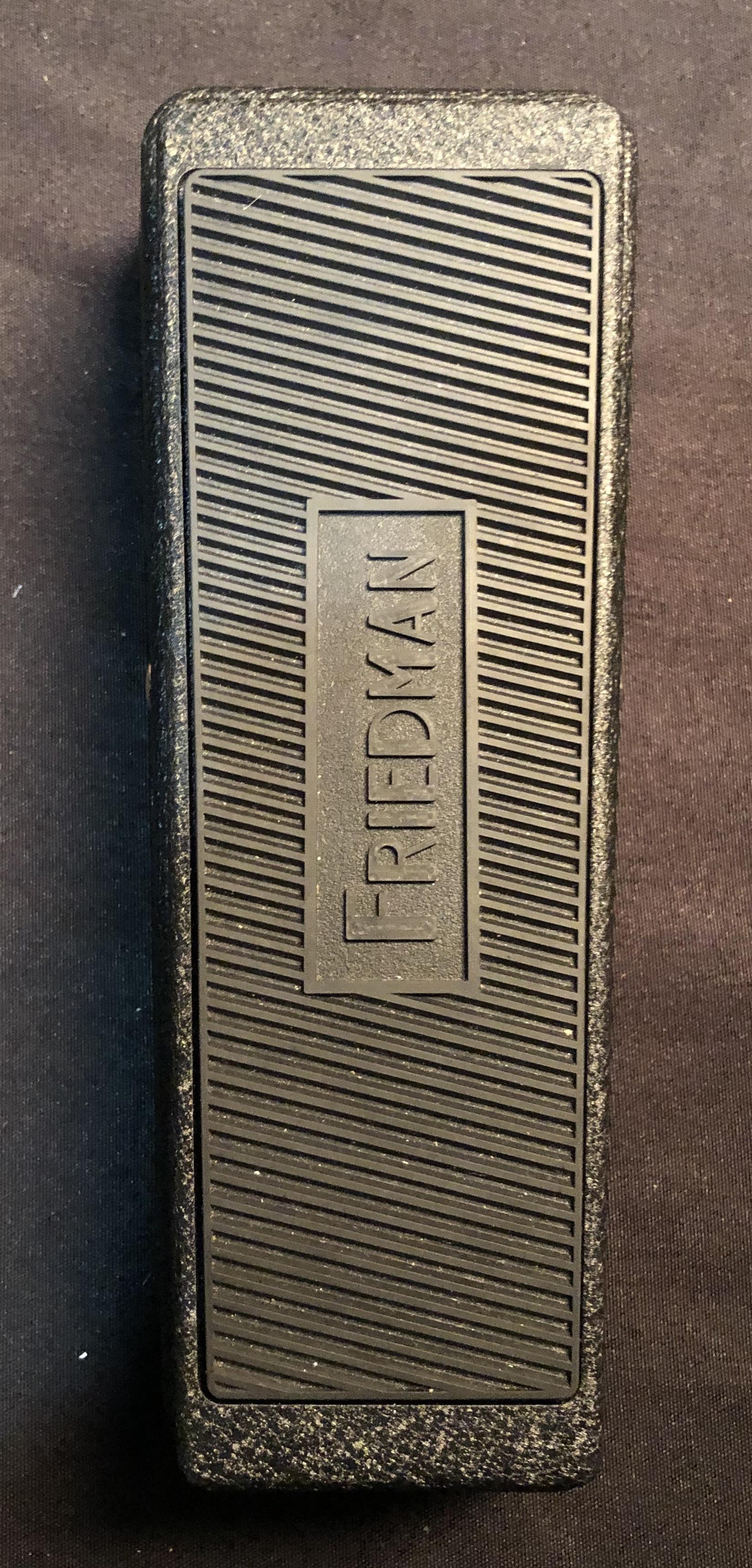 FRIEDMAN - Gold 72 Wah Pedal