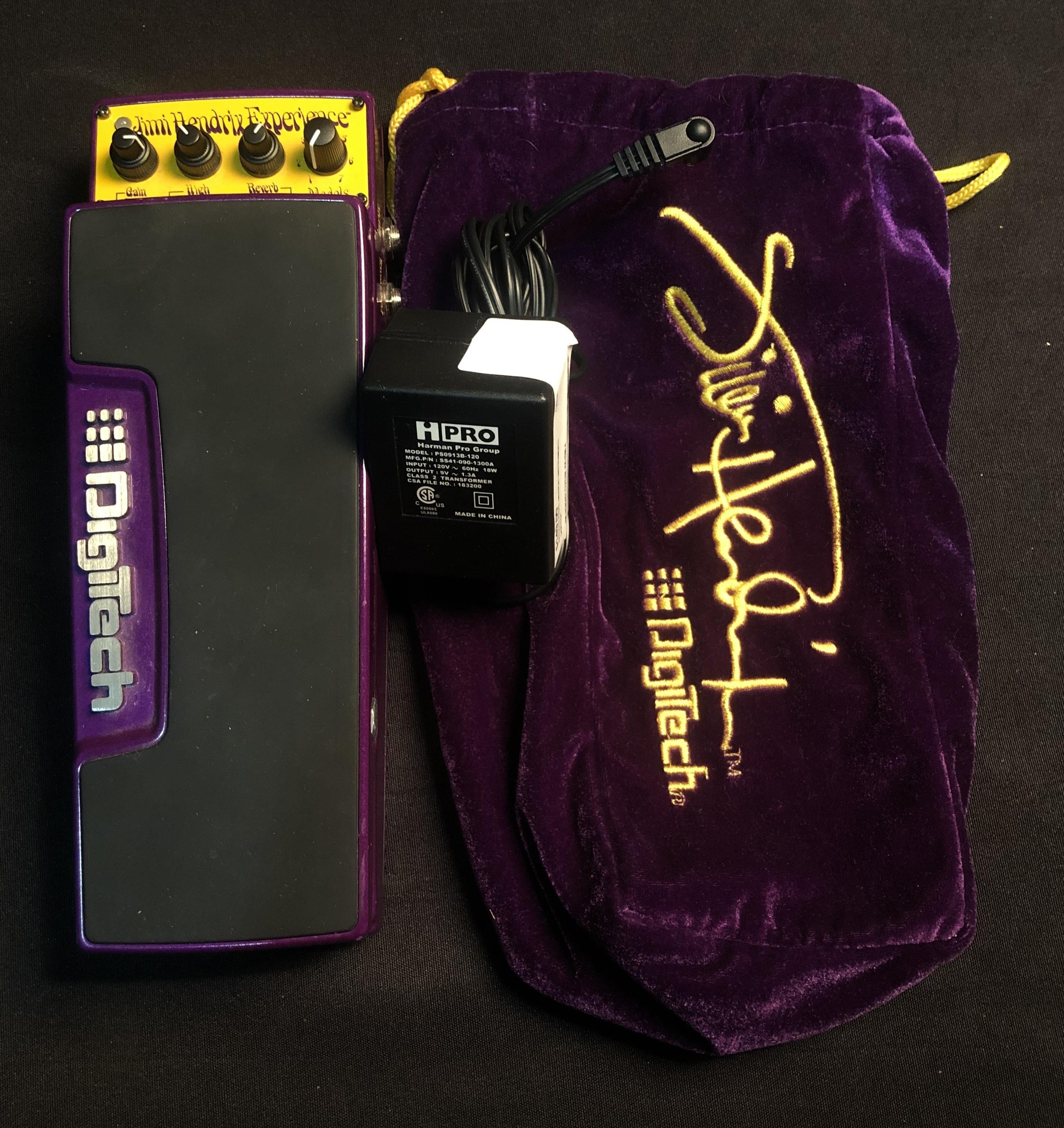 DIGITECH - Jimi Hendrix Experience Expression Pedal