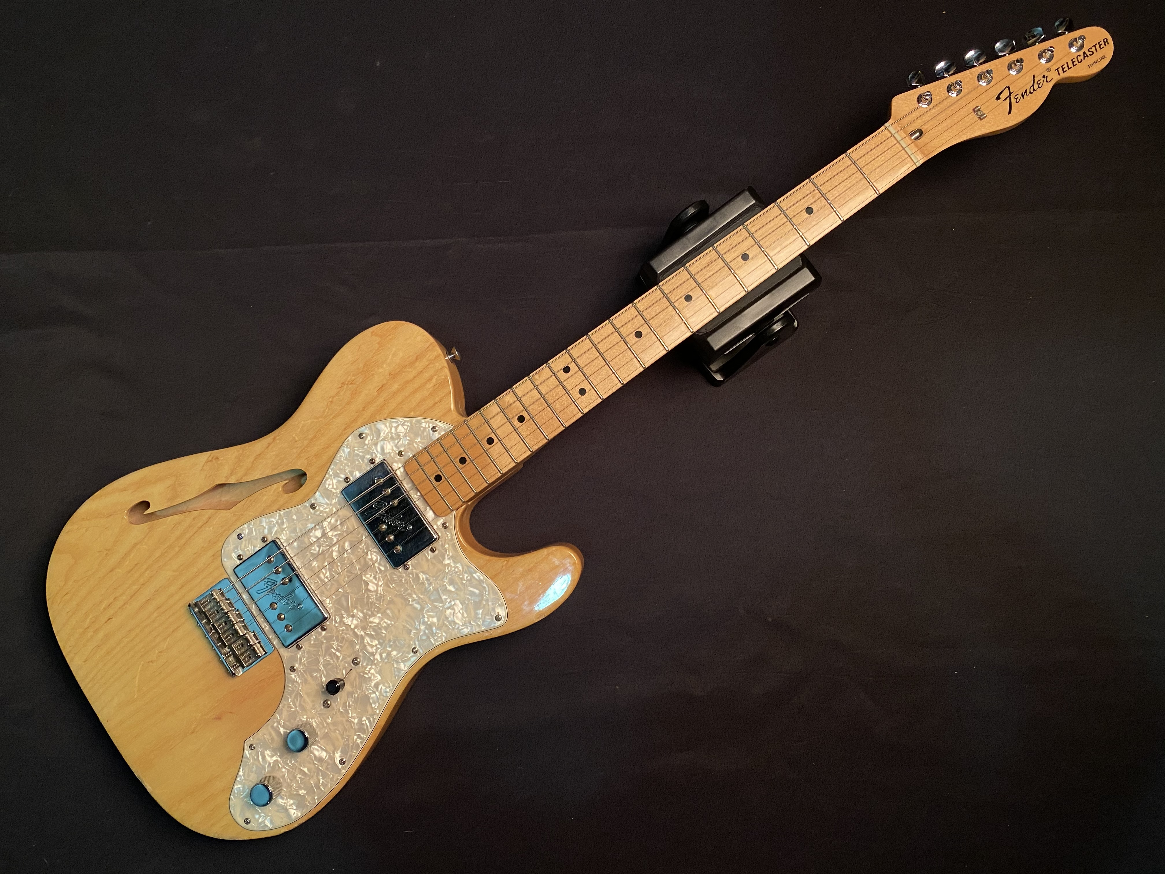 2003 MEXICAN FENDER - THINLINE TELECASTER - ELECTRIC GUITAR