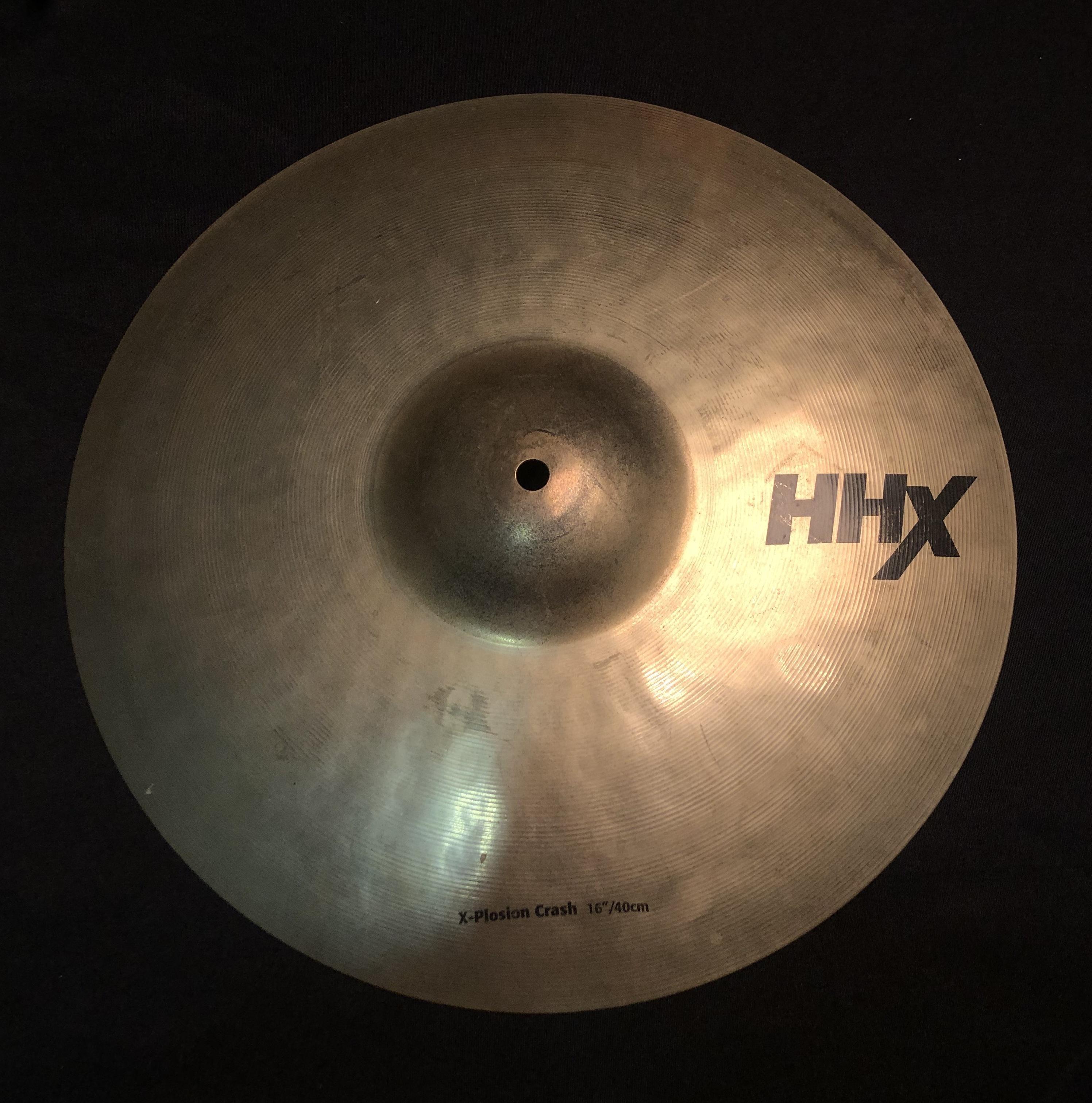 SABIAN - HHX Xplosion Crash Cymbal 16