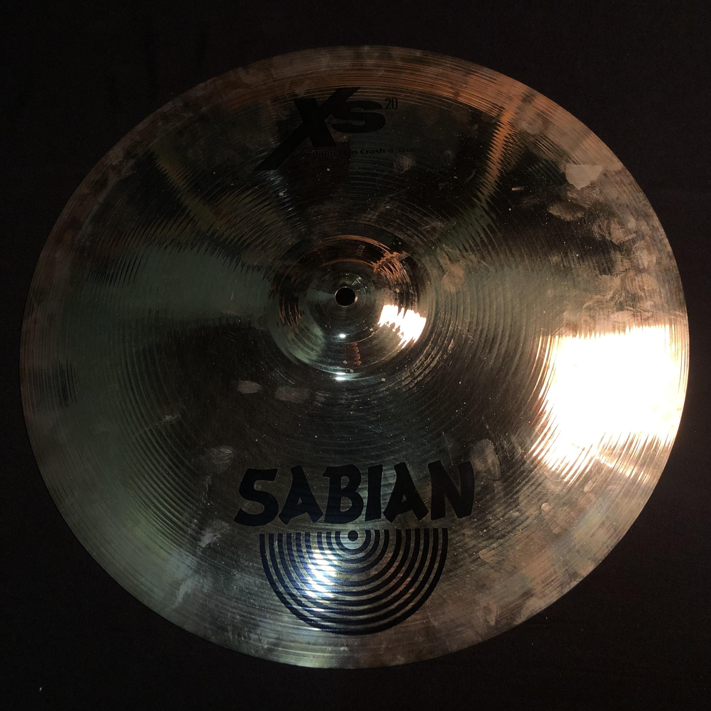 SABIAN - XS Crash Cymbal 18