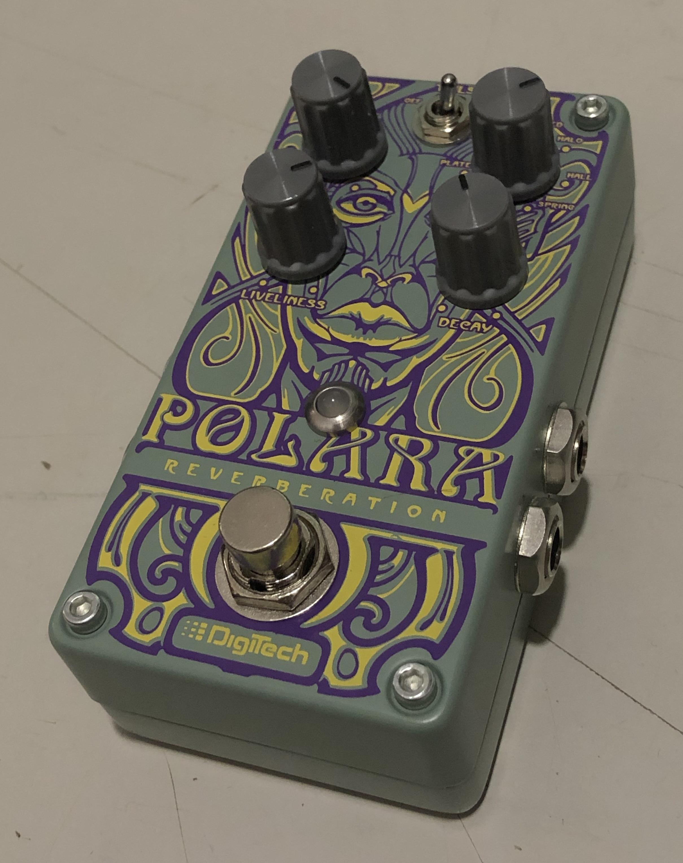 DIGITECH - Polara Reverberation Pedal