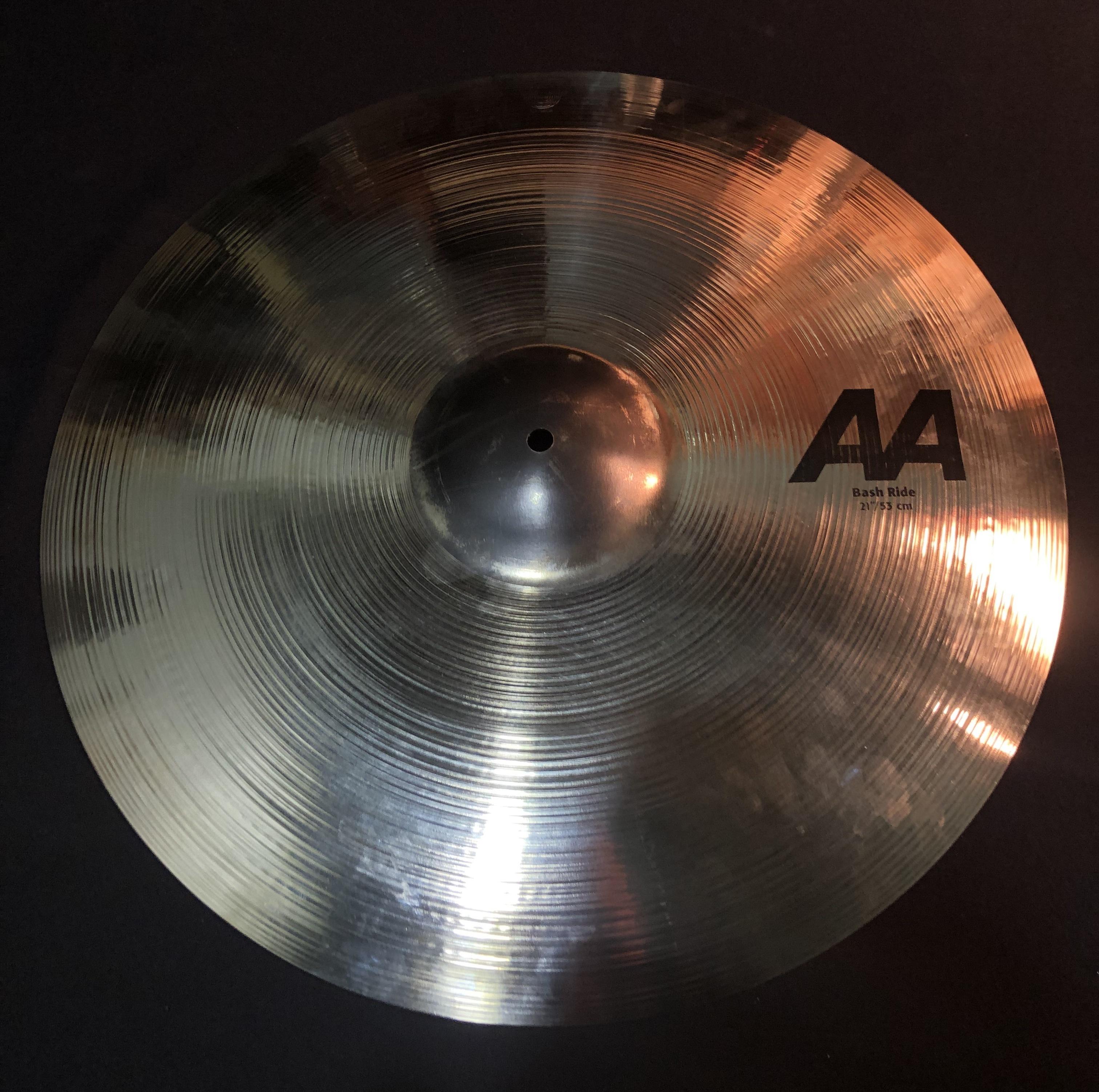 SABIAN - AA Bash Ride Cymbal 21