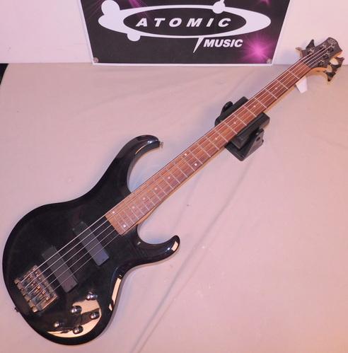 ibanez btb5 electric bass guitar with active ibandez. Black Bedroom Furniture Sets. Home Design Ideas