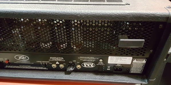 Peavey Triple Xxx Ii All Tube Guitar Amp Head Amplifier Ebay