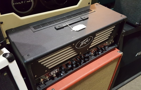 peavey triple xxx ii all tube guitar amp head amplifier ebay. Black Bedroom Furniture Sets. Home Design Ideas
