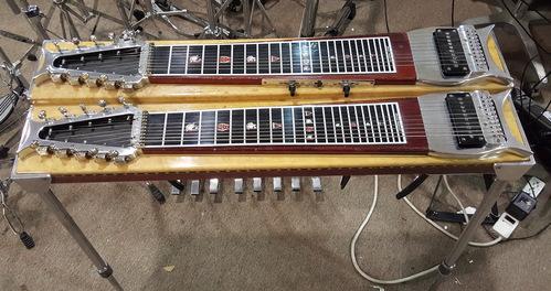 zb custom d10 pedal steel guitar local pickup only ebay. Black Bedroom Furniture Sets. Home Design Ideas
