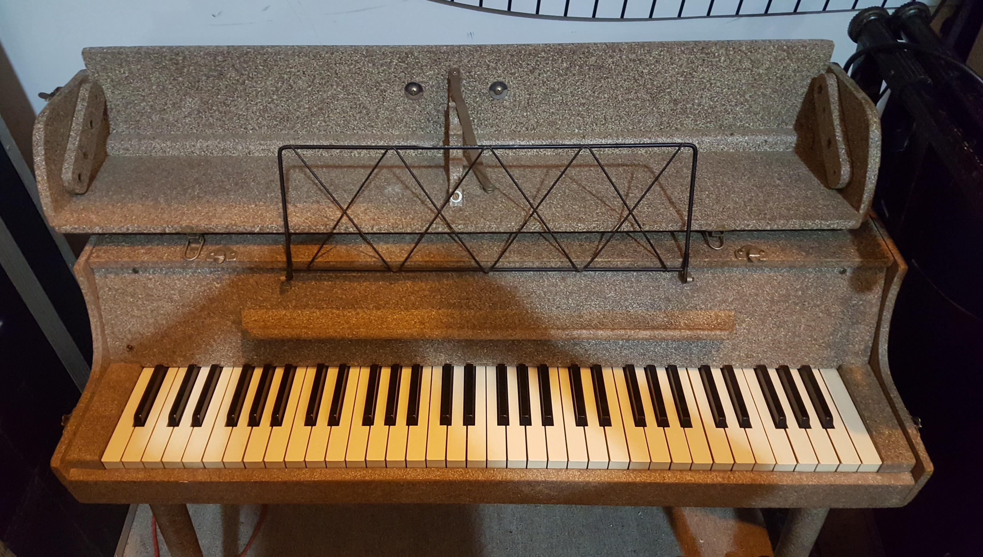 WURLITZER 112A VINTAGE ELECTRIC PIANO