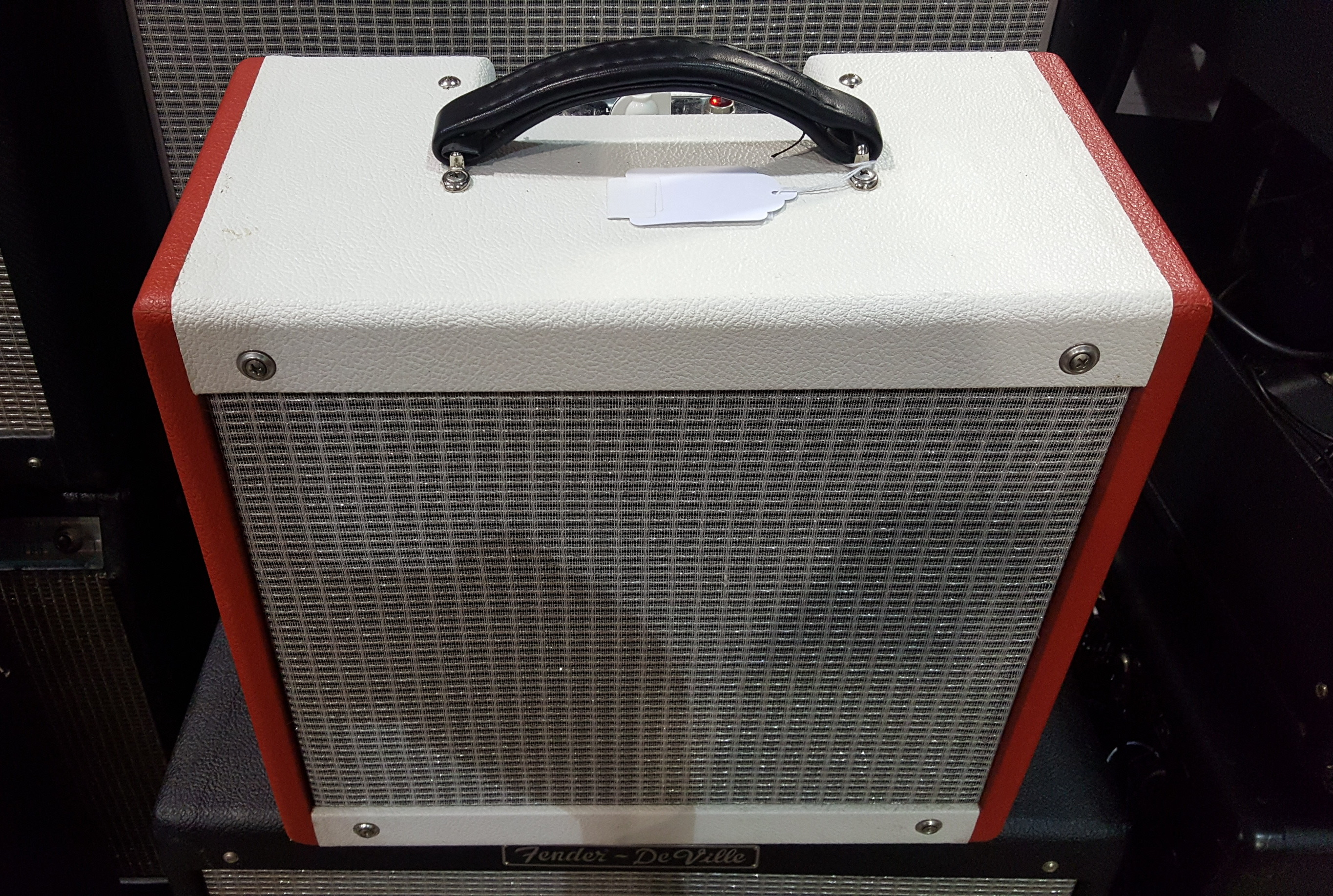 LIL' DAWG CHAMP 1X10 TUBE GUITAR COMBO AMP