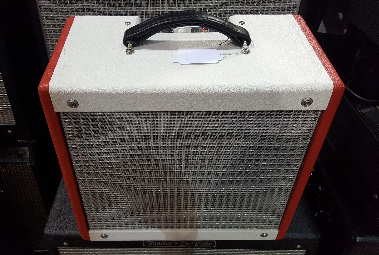 LIL' DAWG CHAMP 1X10 TUBE GUITAR COMBO AMP