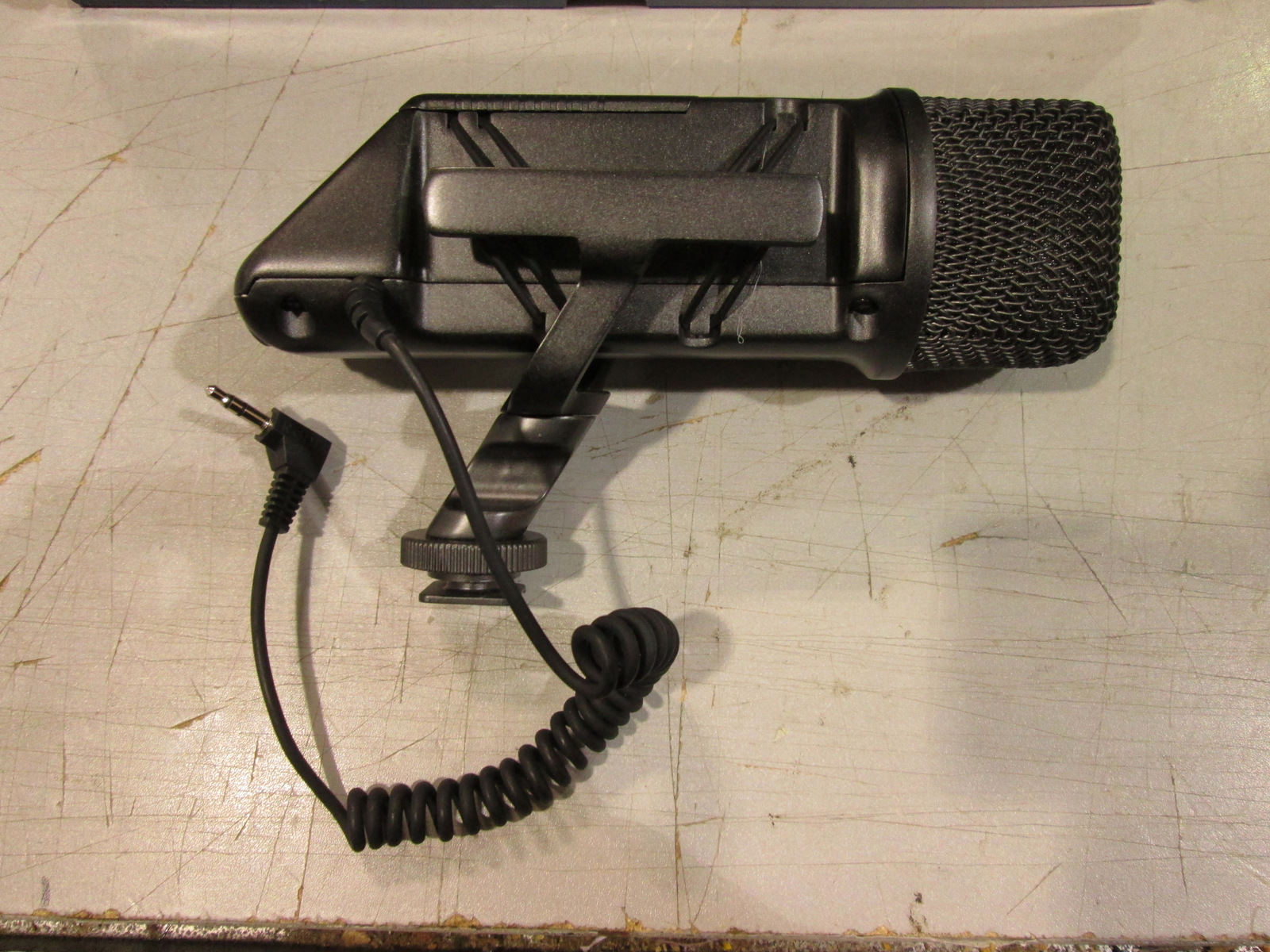 RODE SVM STEREO X/Y CONDENSER VIDEOMIC MICROPHONE