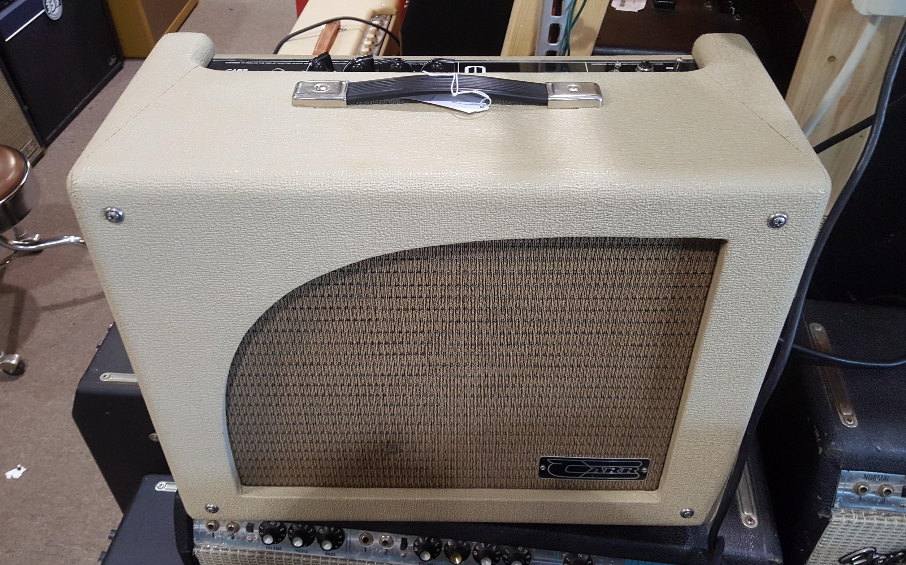 CARR HAMMERHEAD 28-WATT 1X12 TUBE GUITAR AMP COMBO