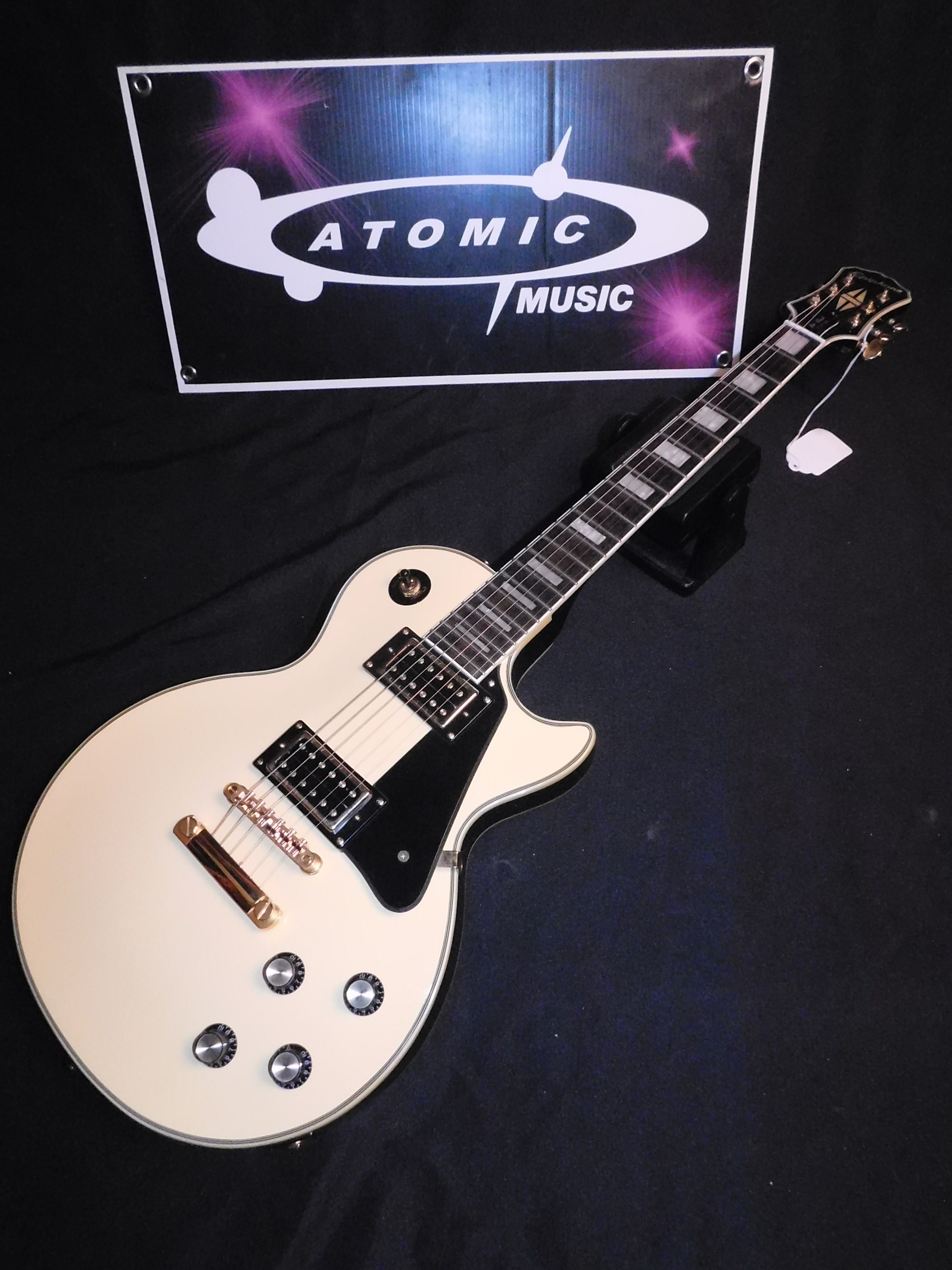 EPIPHONE LES PAUL Limited Edition BLACKBACK Pro Custom
