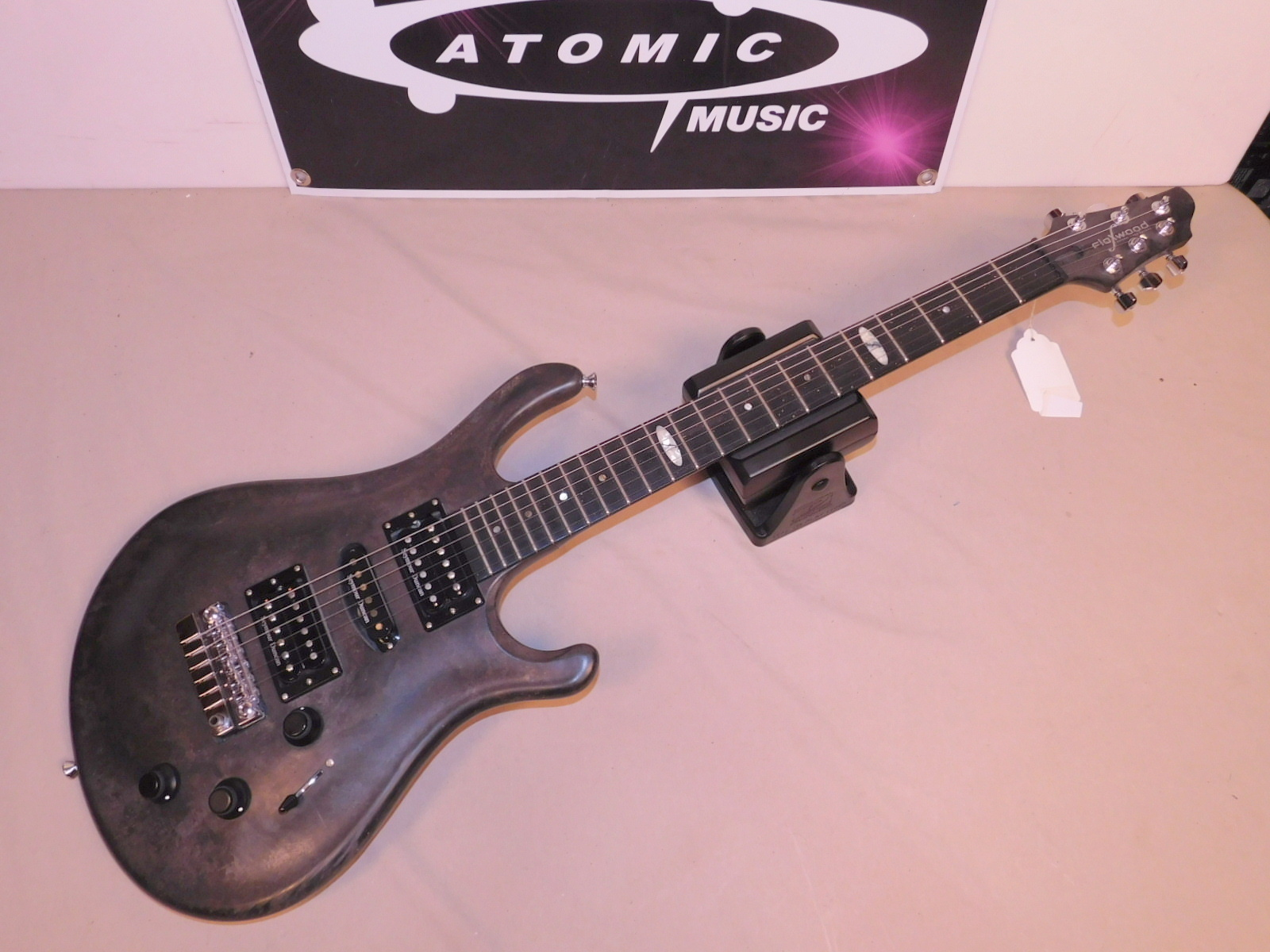 FLAXWOOD NATURAL FIBER GUITARS VOIMA ELECTRIC GUITAR!!!