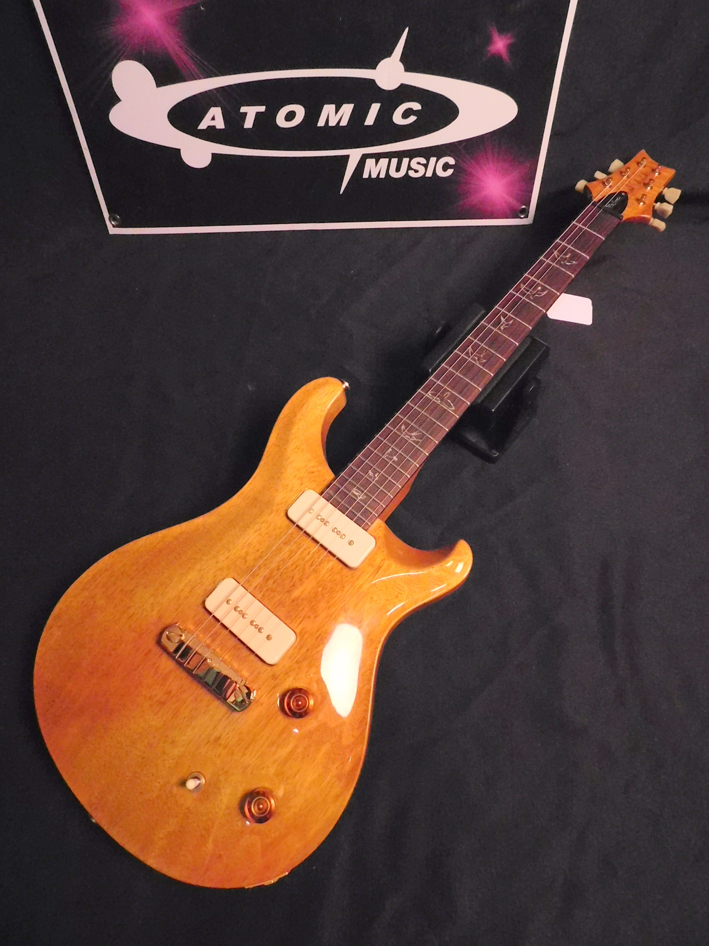 '08 PRS McCarty Soap Bar Korina GUITAR - 2008 Paul Reed Smith