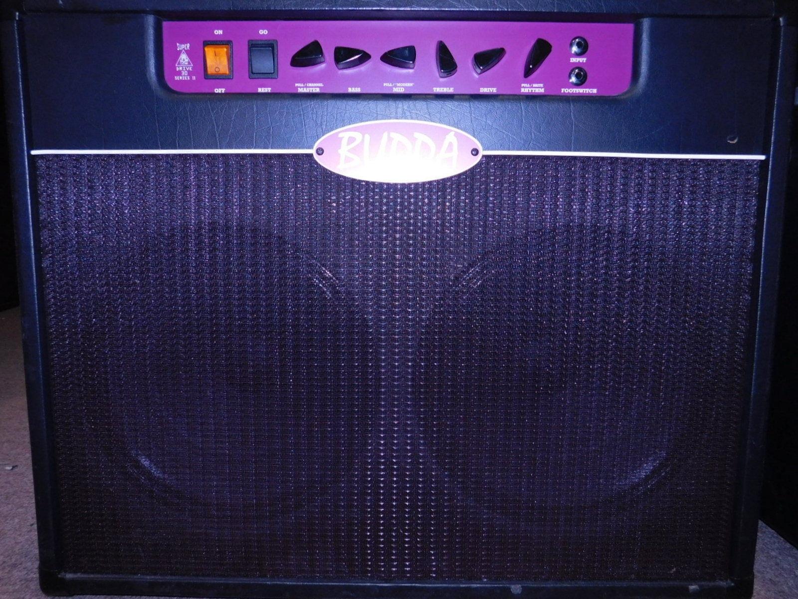BUDDA SD 30 II Guitar Amp Combo