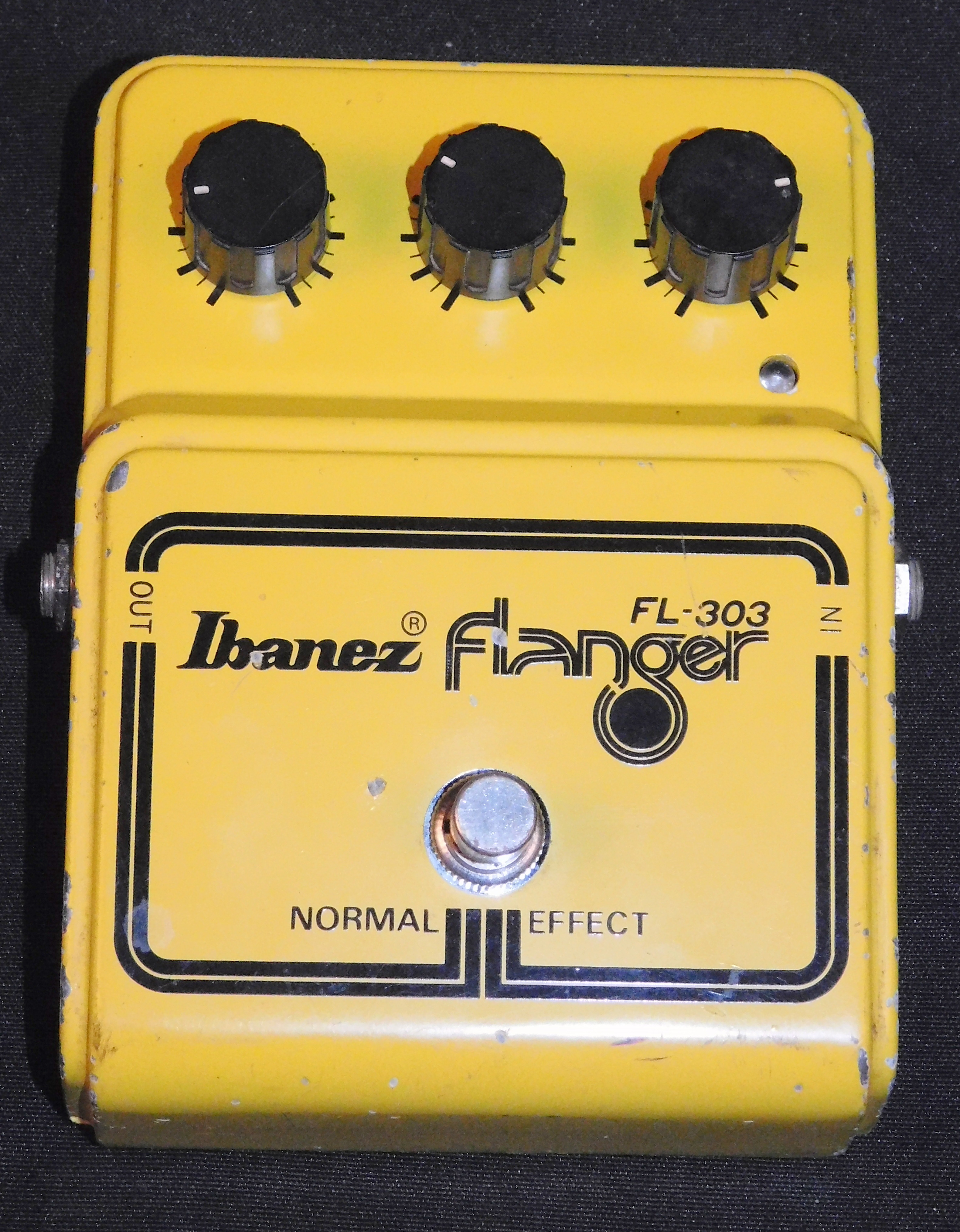 IBANEZ FL-303 **Vintage** FLANGER - TESTED!