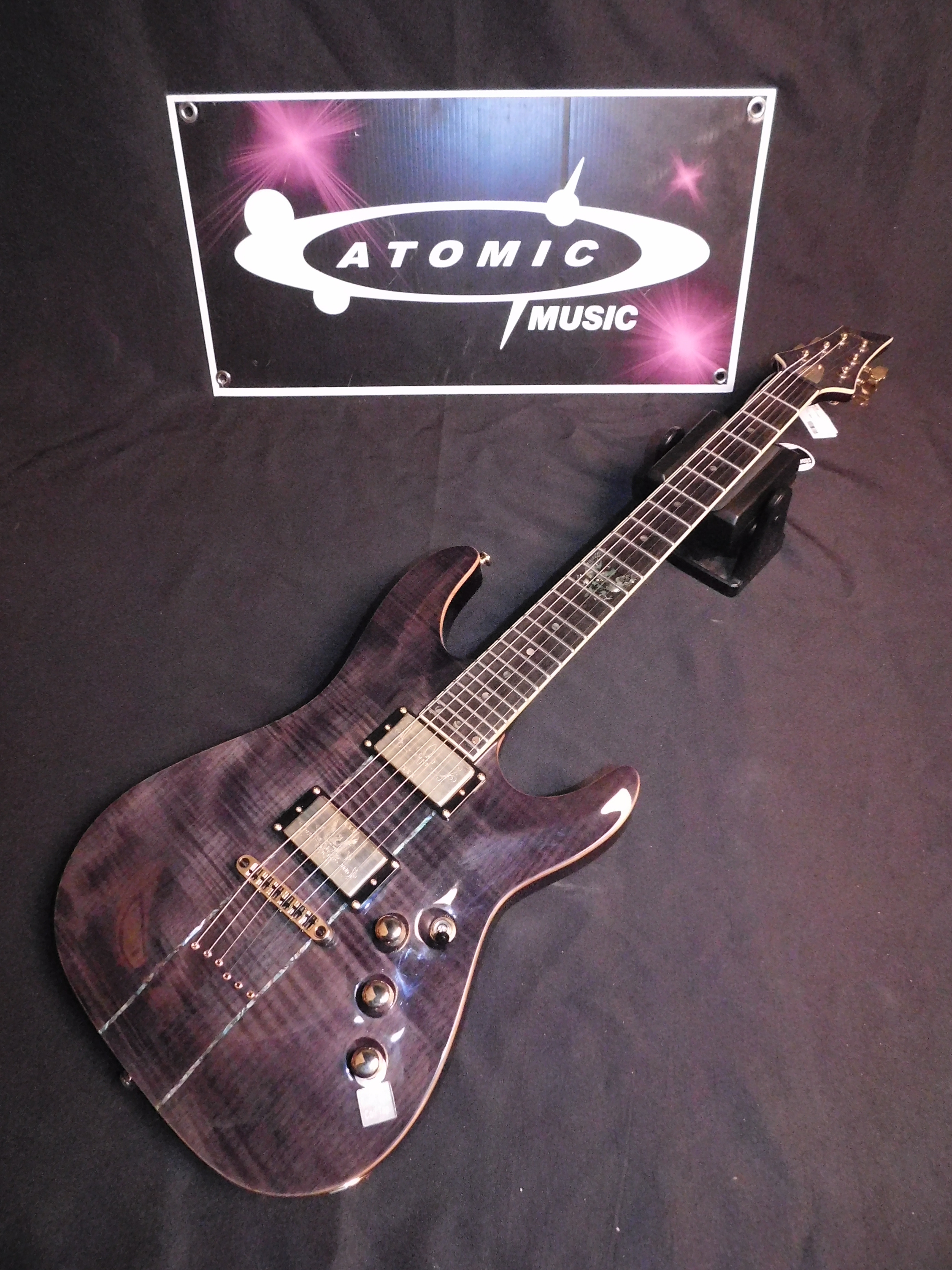 SCHECTER SGR 30TH LIMITED EDITION w/OHSC
