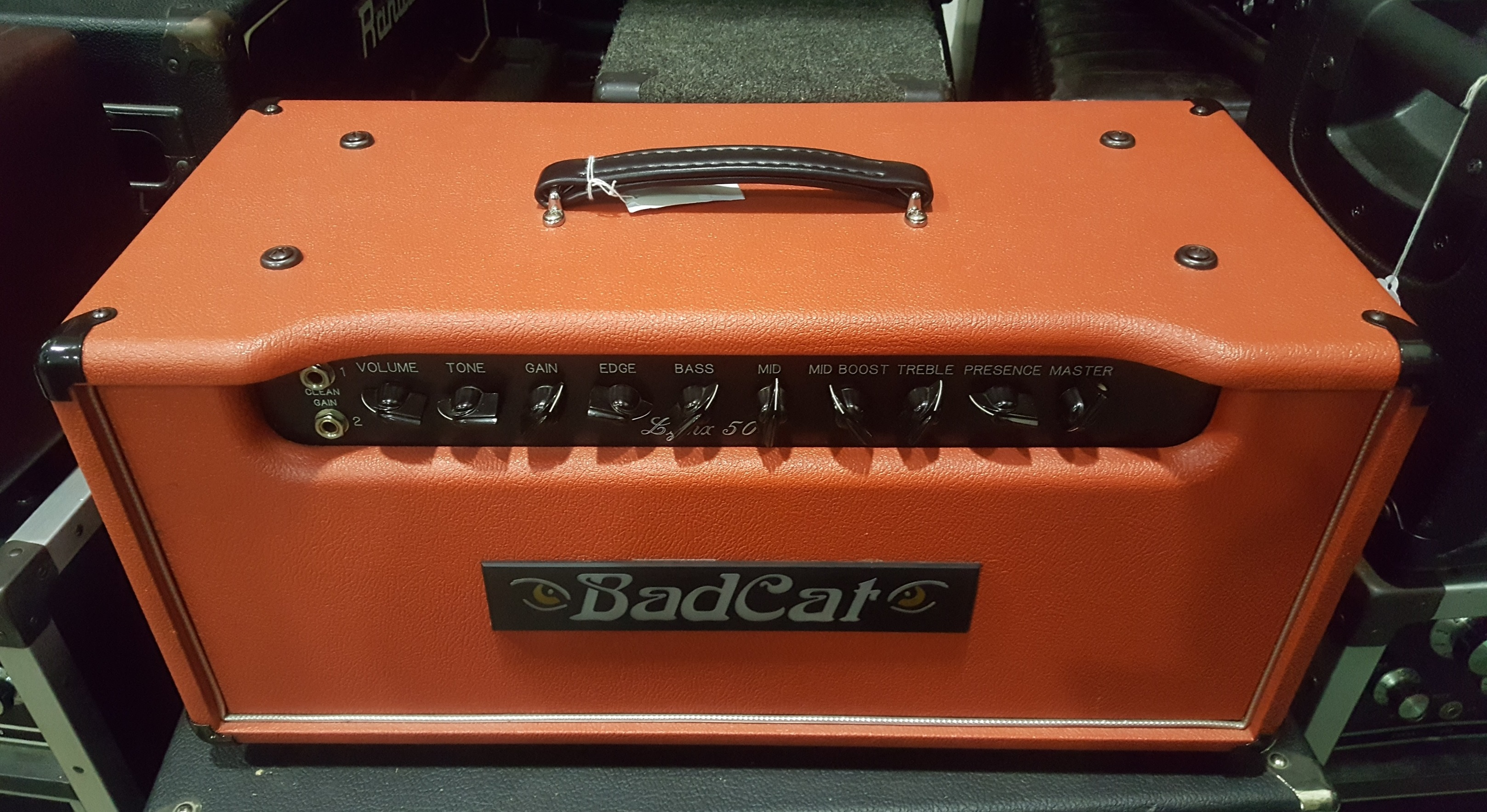 BAD CAT LYNX 50 50-Watt Tube Guitar Amp Head **PICKUP ONLY**