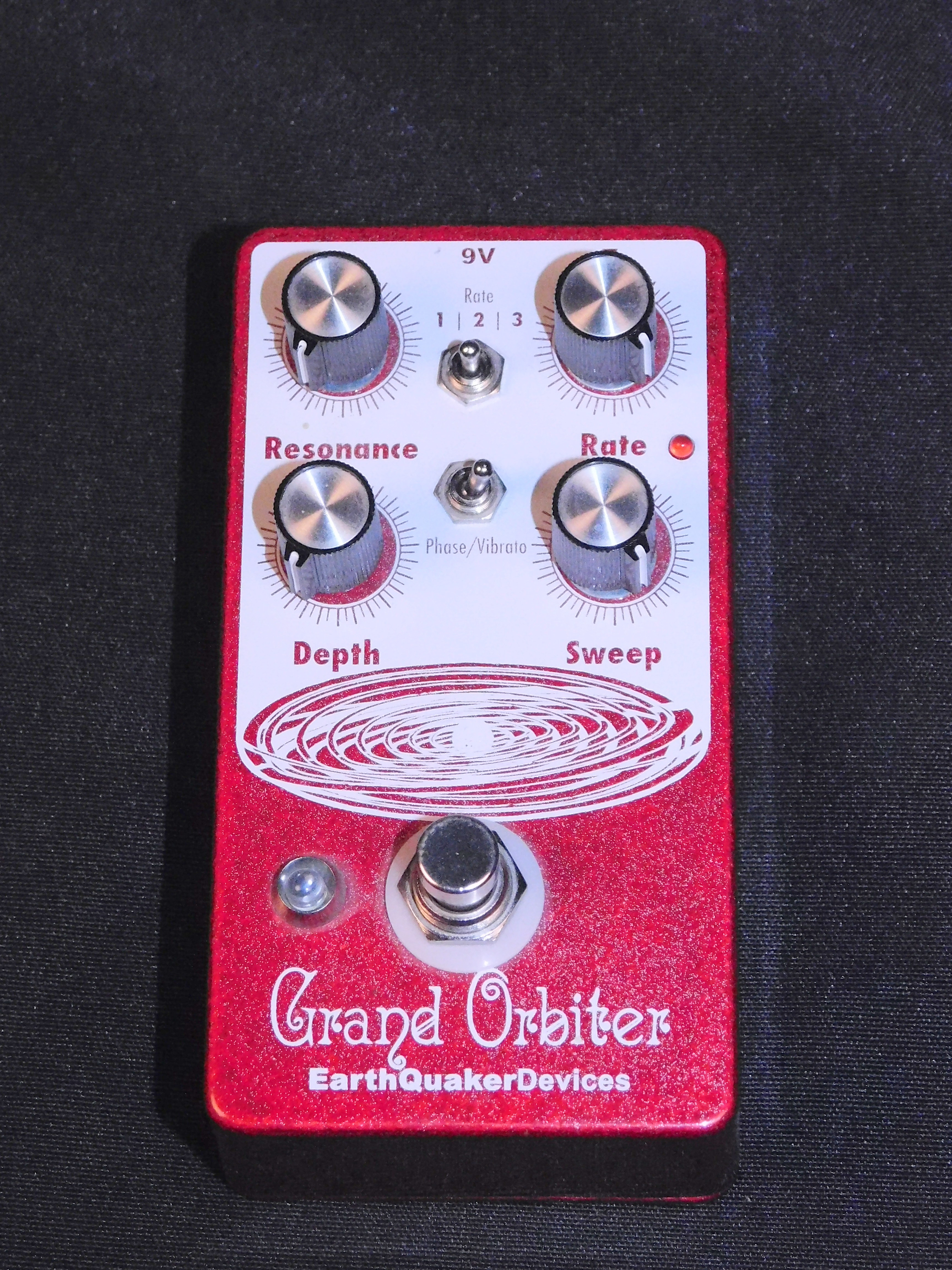 EARTHQUAKERDEVICES Grand Orbiter Fx PEDAL