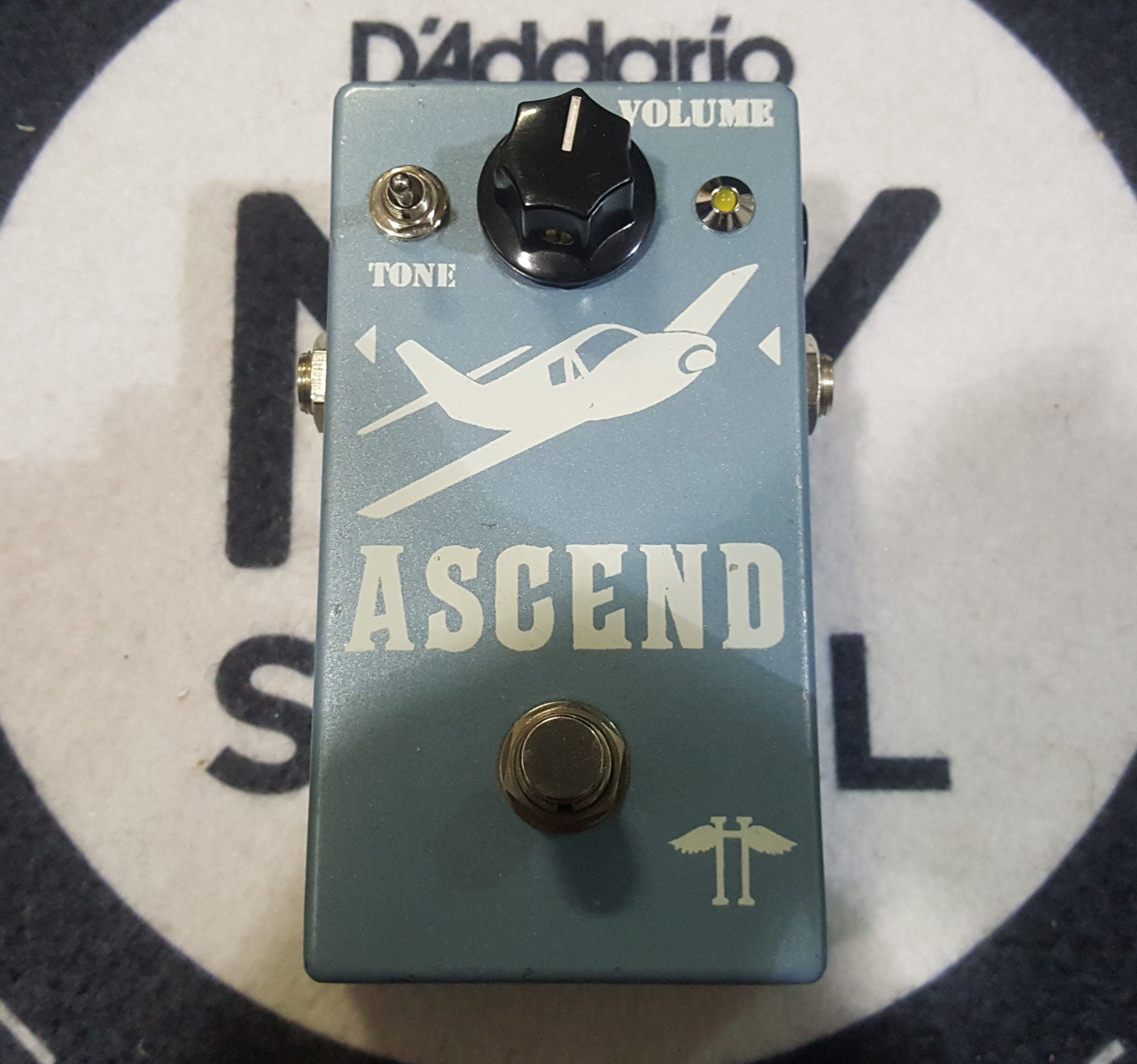 HEAVY ELECTRONICS ASCEND Boost Guitar Effects Fx Pedal