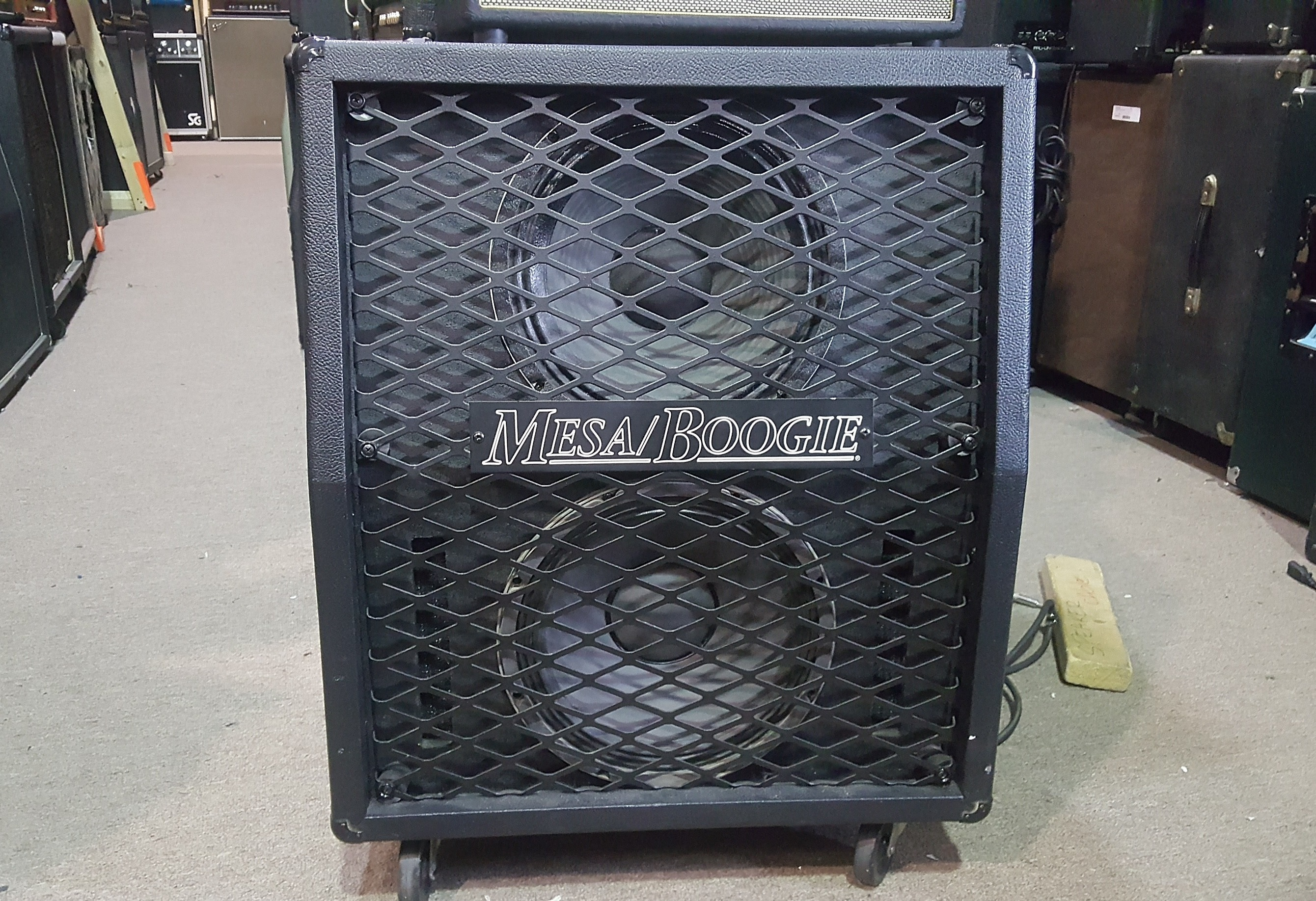MESA BOOGIE 2JB 2x12 Guitar Speaker Cabinet **PICKUP ONLY**