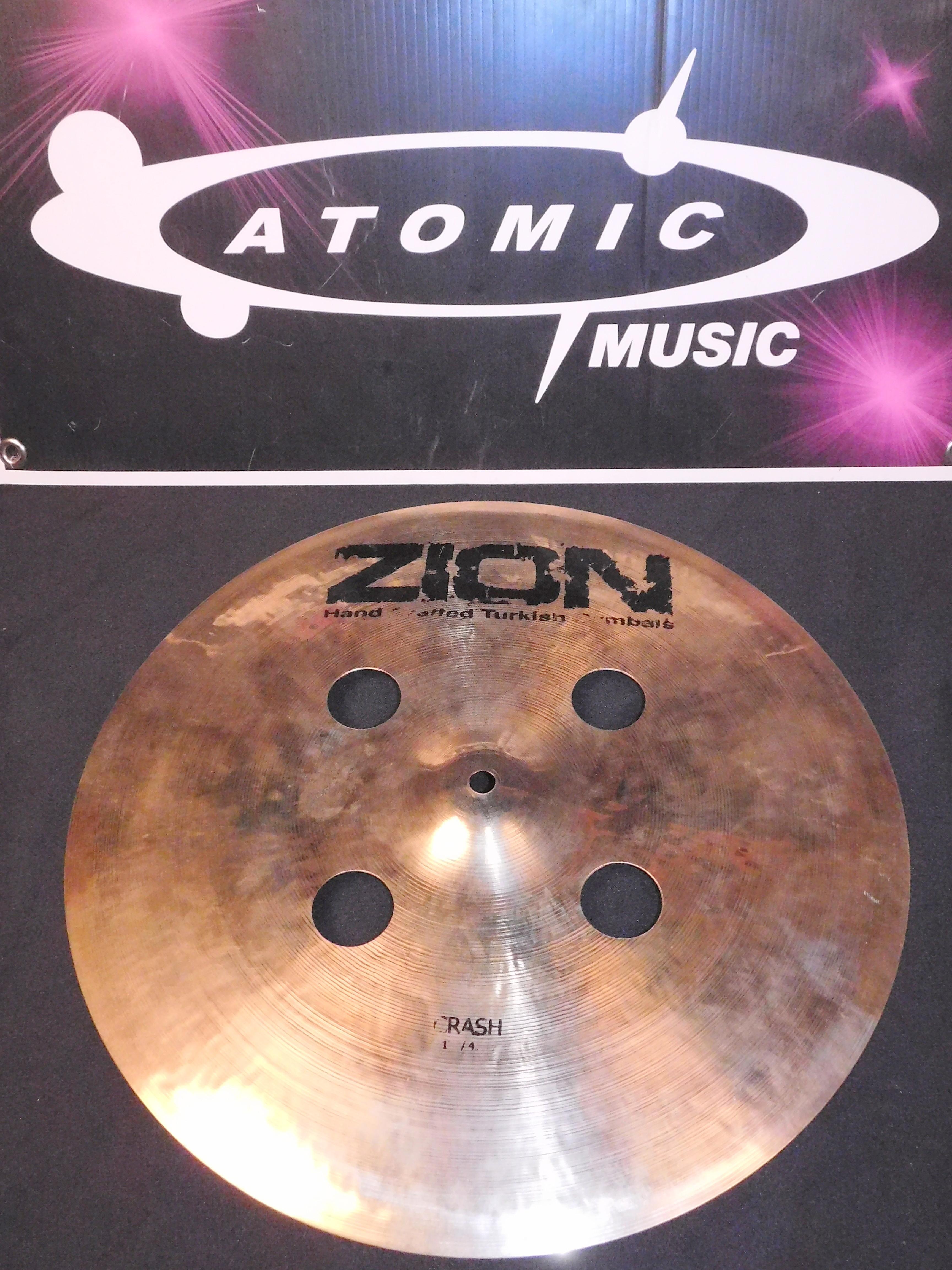 ZION Z-AMP CRASH FX 16