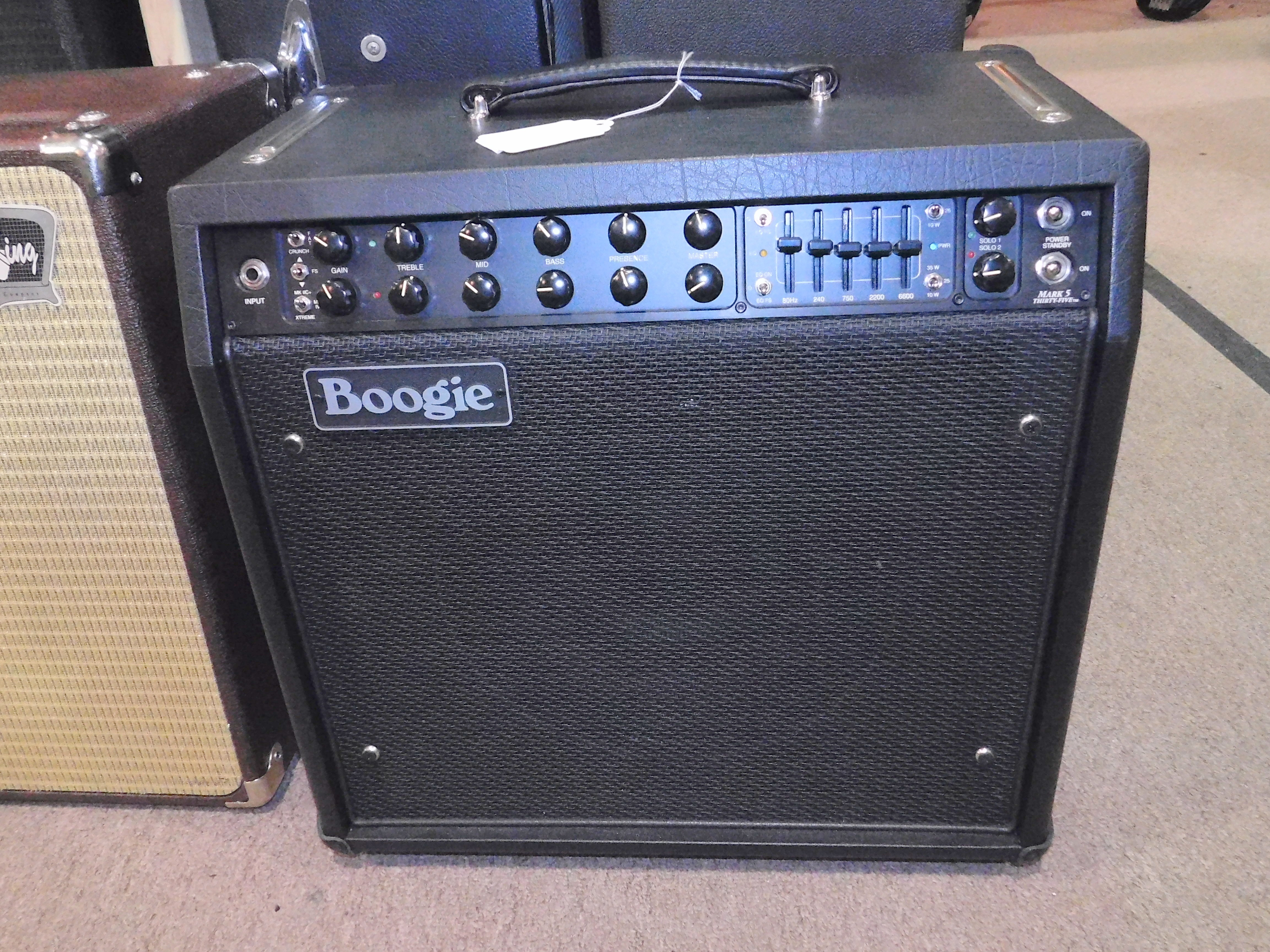 MESA BOOGIE MARK 5 35 Combo w/FOOOTSWITCH