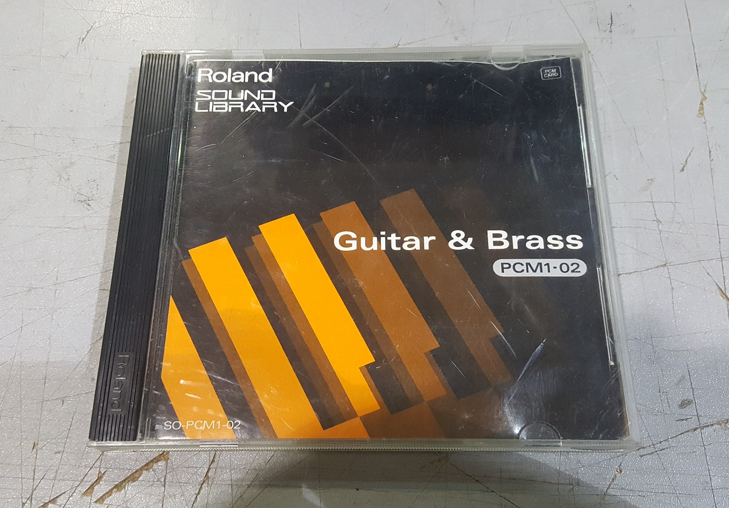 ROLAND SOUND LIBRARY JV-80