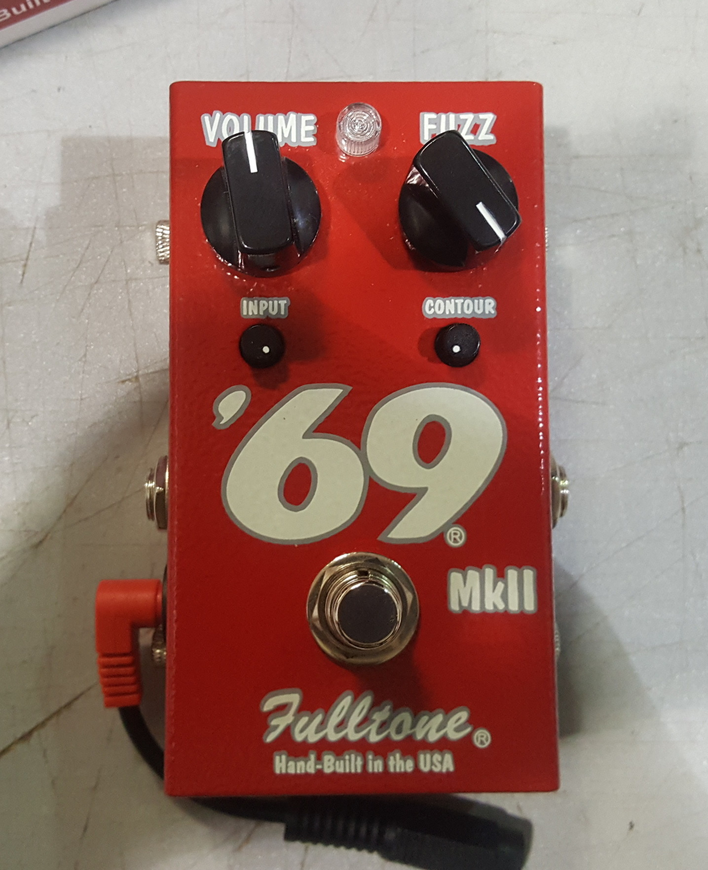 FULLTONE '69 FUZZ MkII Guitar Effects FX Pedal