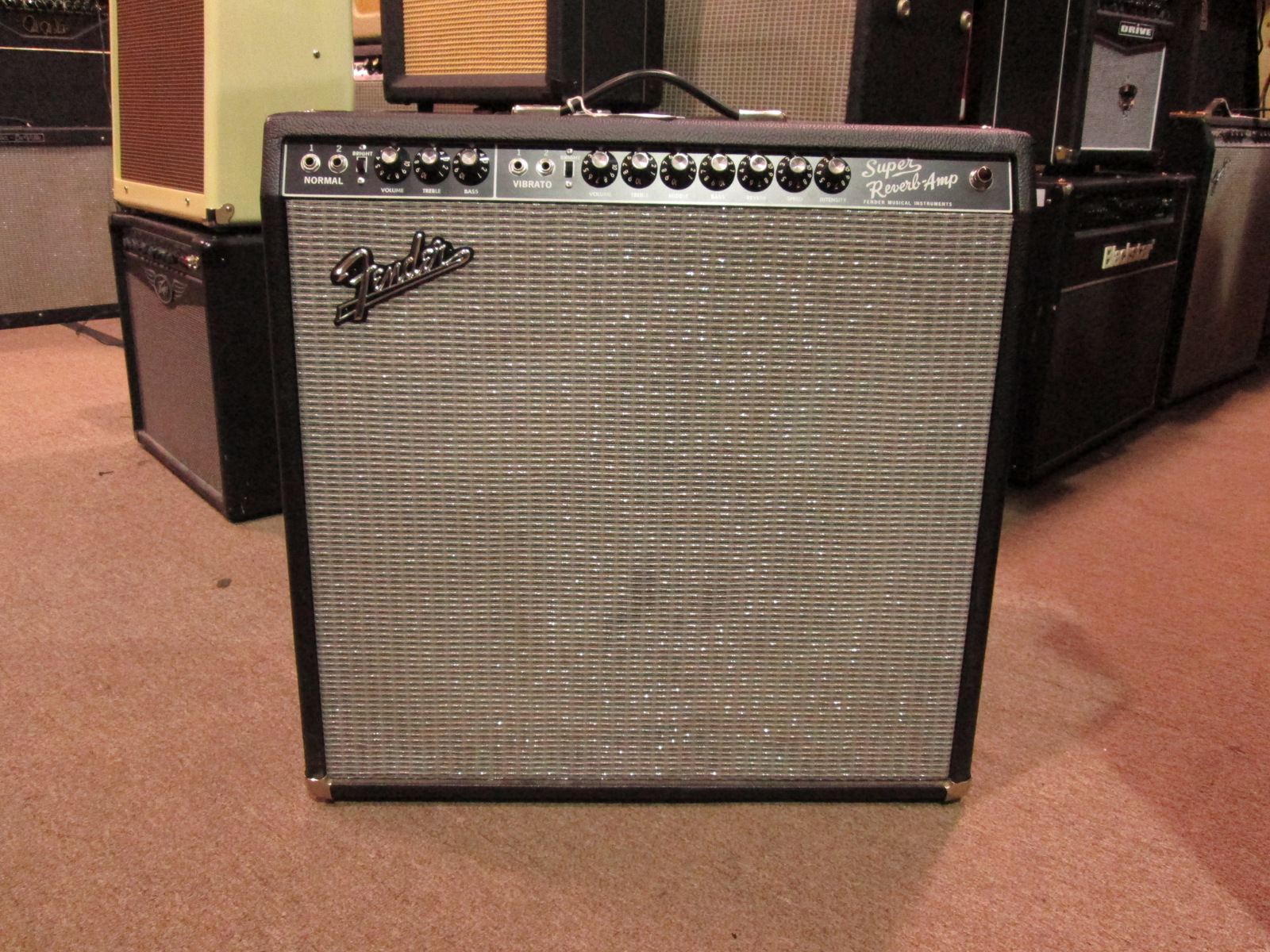 Fender Vintage Reissue '65 Super Reverb 410 Guitar Combo Amp - PICKUP ONLY!