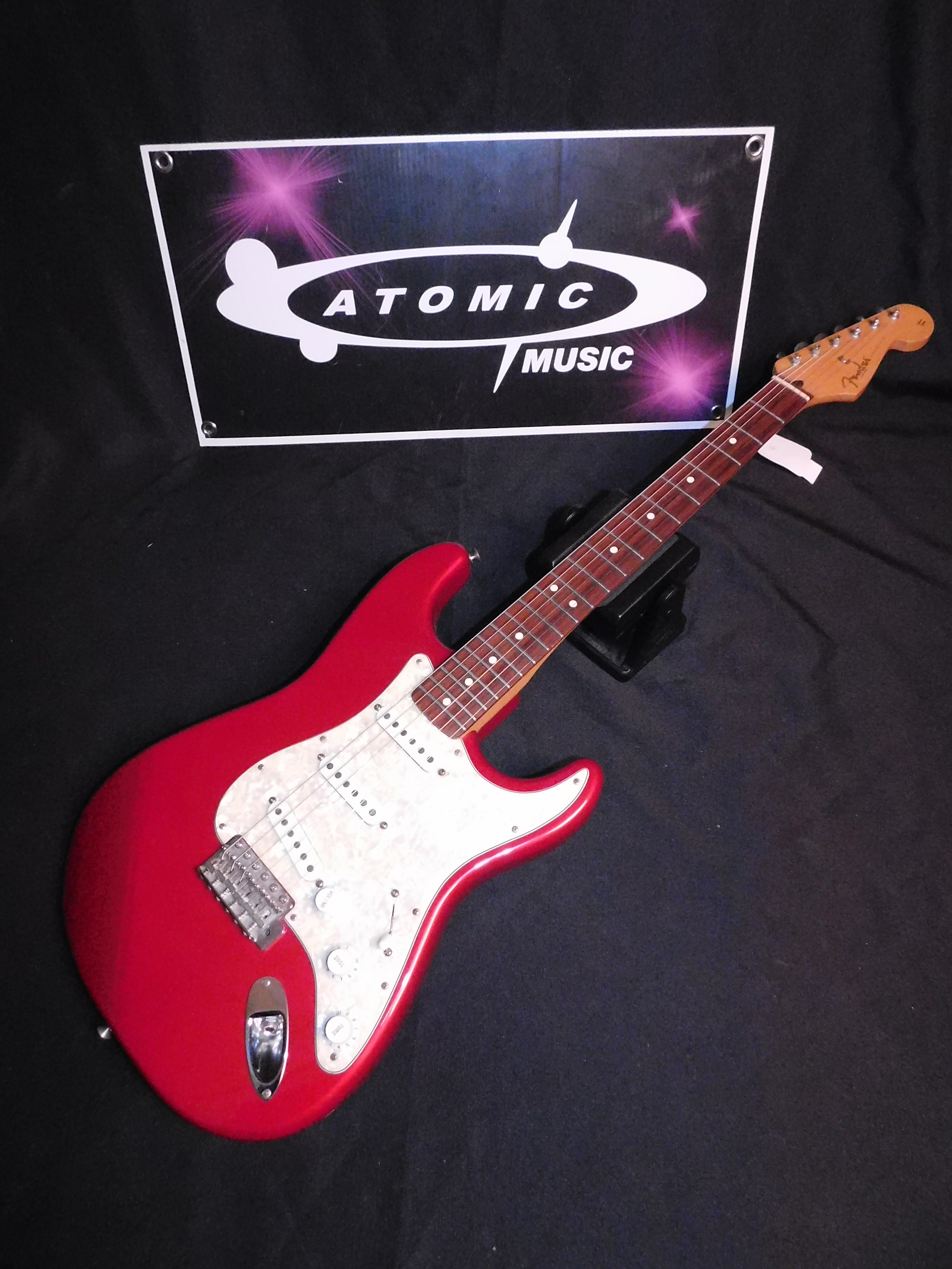 '97 FENDER POWERHOUSE STRAT - MIM STRATOCASTER wHSC