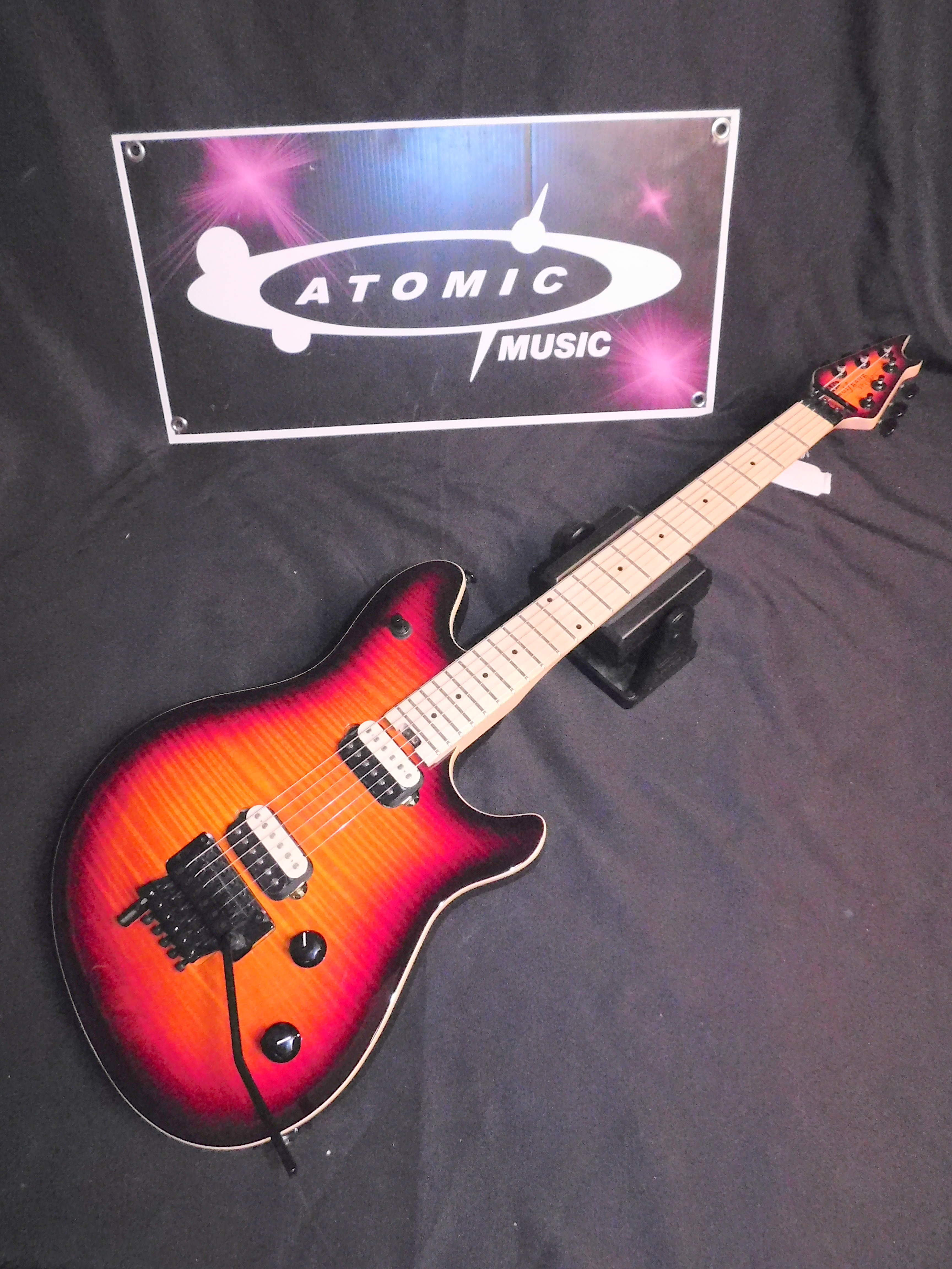 EVH WOLFGANG SPECIAL W/HSC